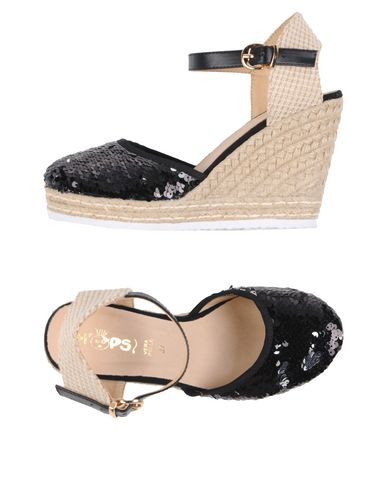 Zapatos casuales salvajes Espadrilla H'ops Mujer 11202592BG - Espadrillas H'ops - 11202592BG Mujer Negro 57f9a1