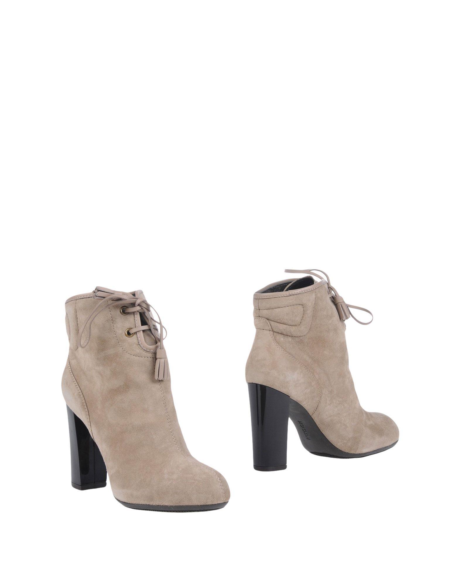 Hogan Stiefelette Damen  11202986RTGut aussehende strapazierfähige Schuhe
