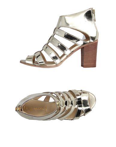 Los zapatos más populares para hombres y mujeres Sandalia Le Le Pepite Mujer - Sandalias Le Le Pepite - 11203107SF Platino 327ad6