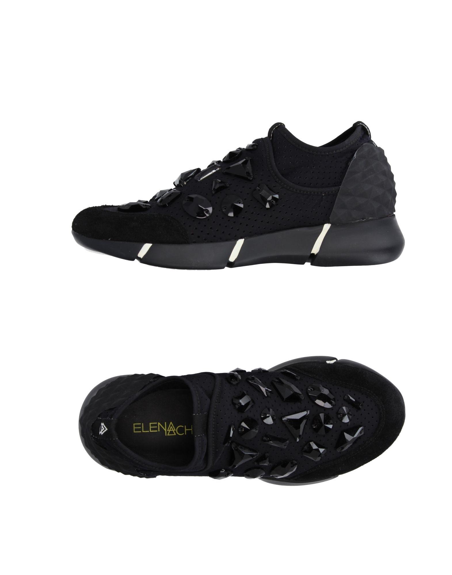 Elena Iachi Sneakers Damen  11203248OTGut aussehende strapazierfähige Schuhe