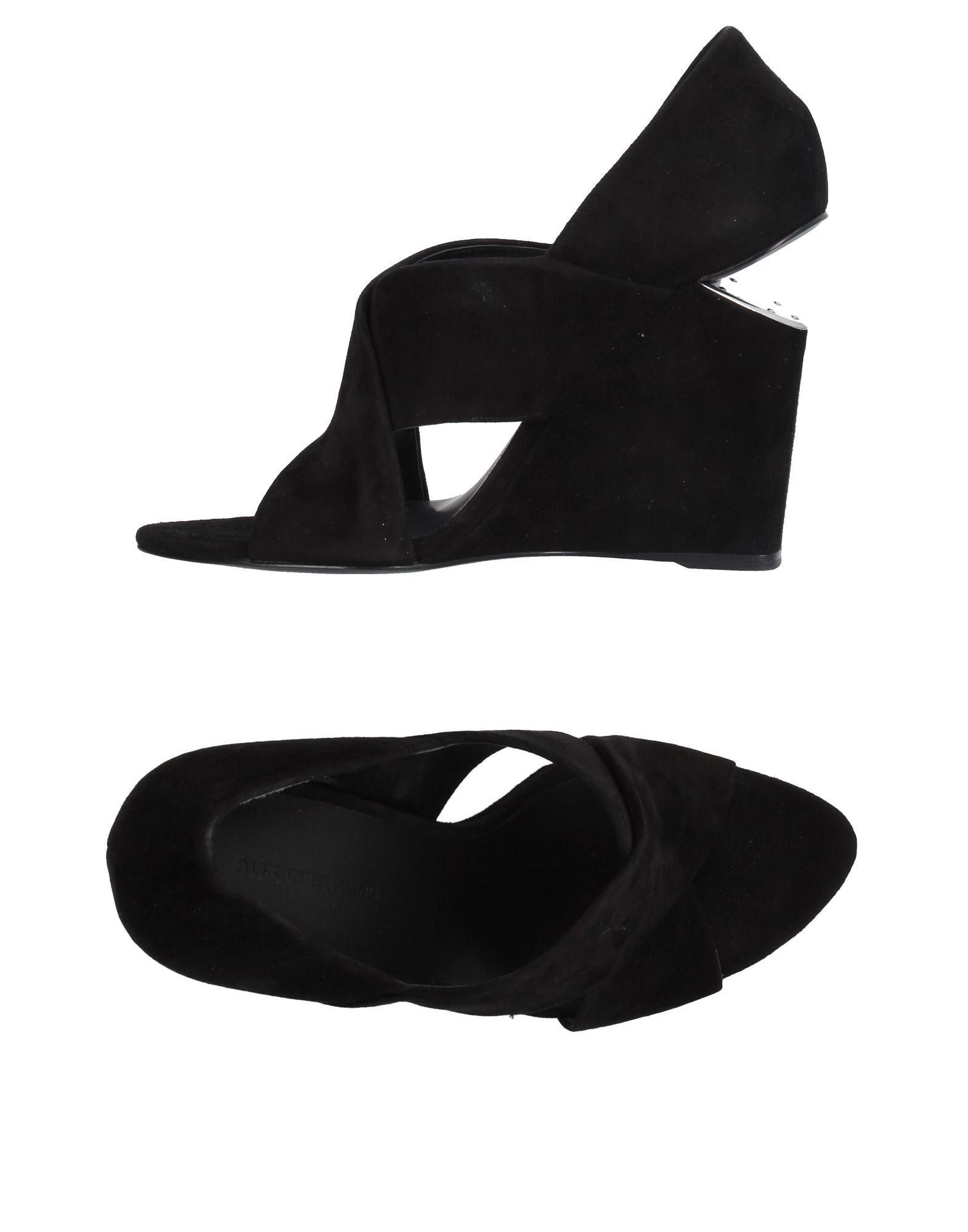 Rabatt Schuhe Alexander Wang Sandalen Damen  11203622FG