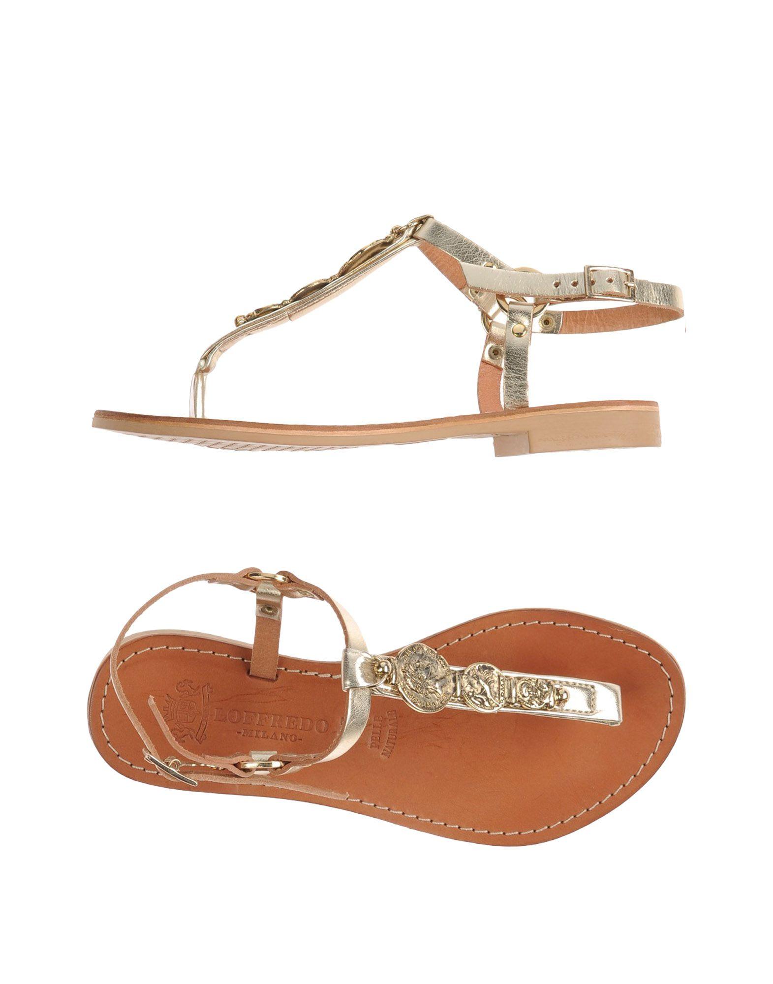 Loffredo  Milano Dianetten Damen Damen Damen  11203707OW Neue Schuhe 21d82b