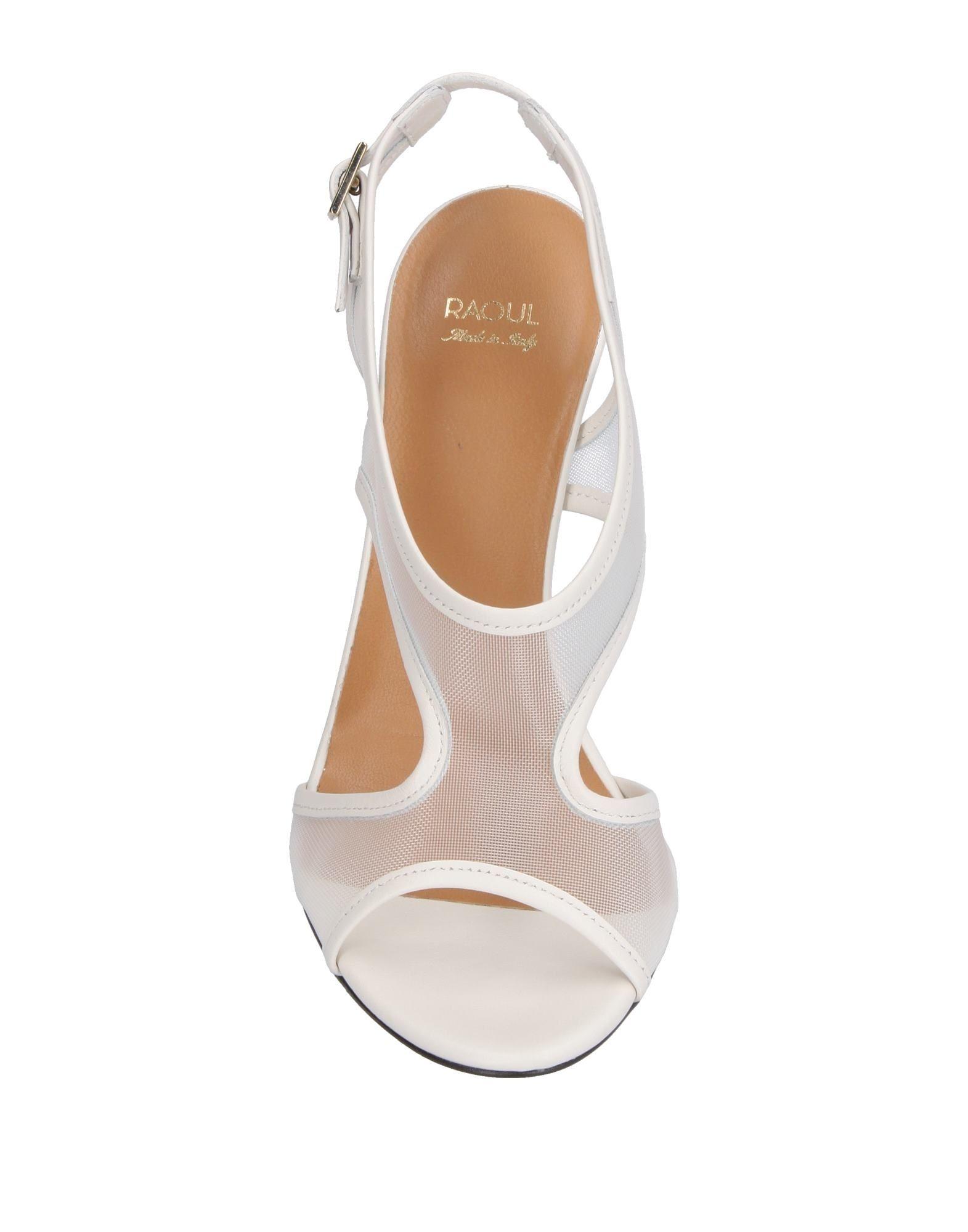 Sandales Raoul Femme - Sandales Raoul sur ...