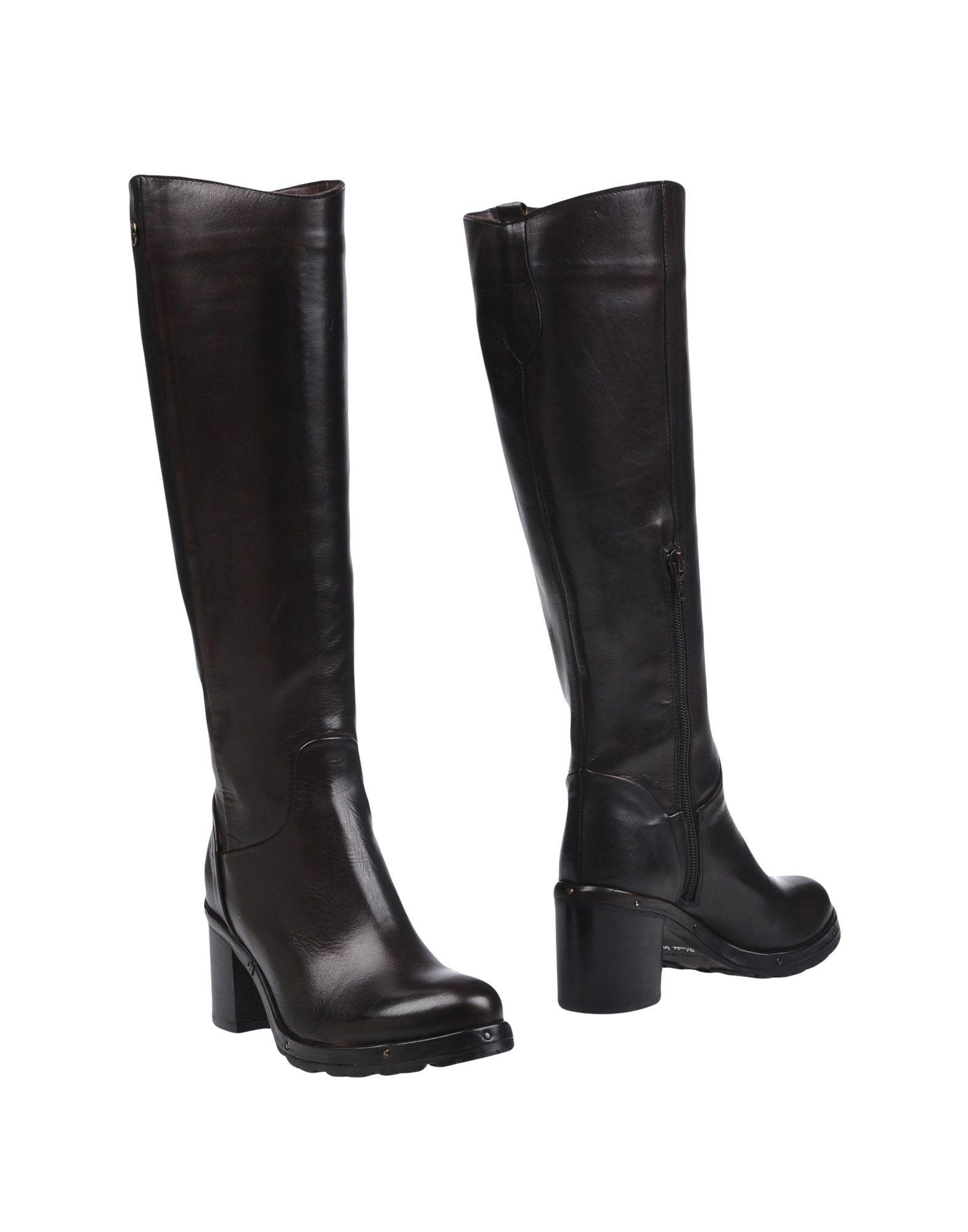 Manila Grace Denim Stiefel Schuhe Damen  11203811WD Neue Schuhe Stiefel 6051b1