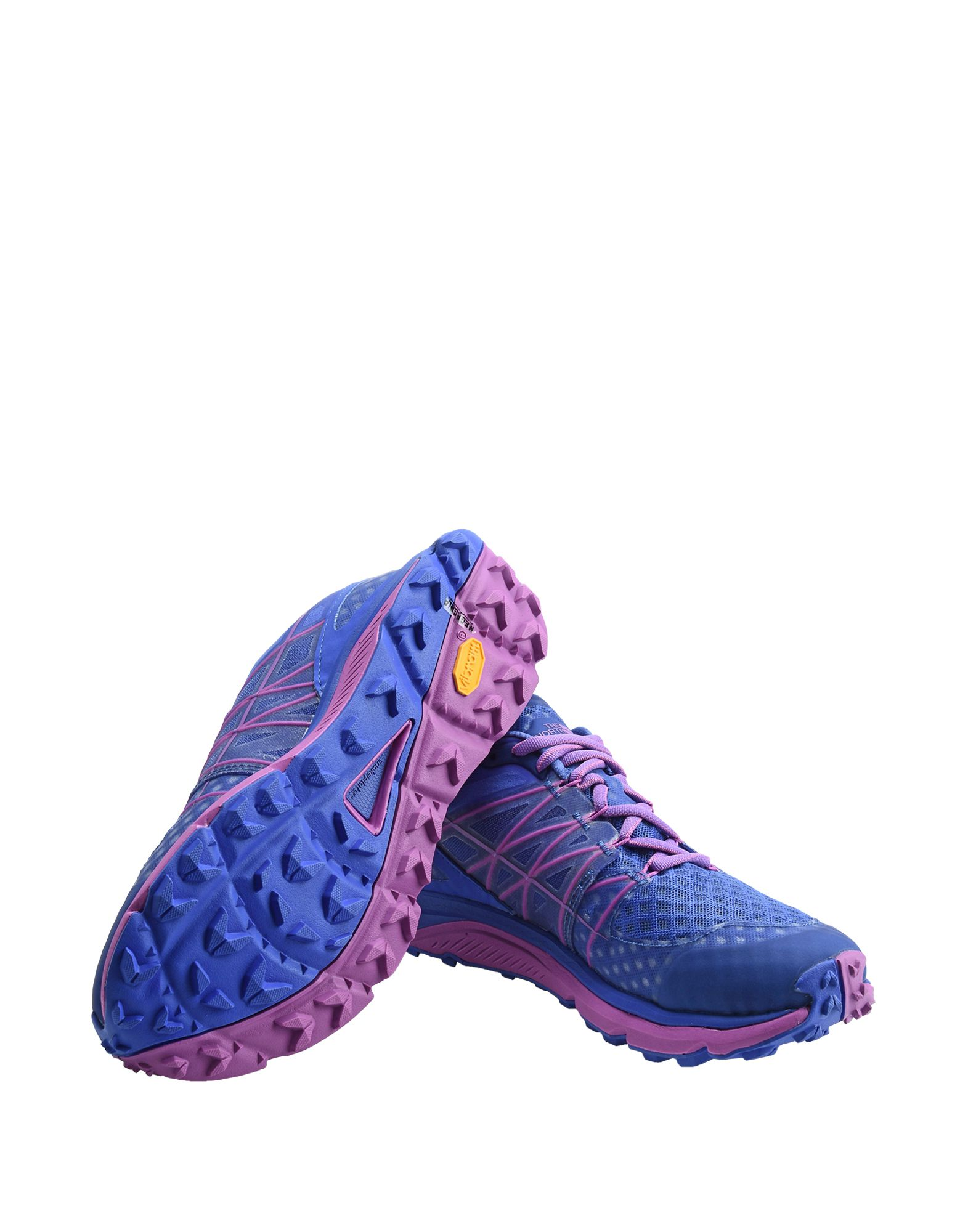 Sneakers The North Face M Ultra Vertical Vibram Megagrip, Flashdry Trail Running - Donna - 11203938AB