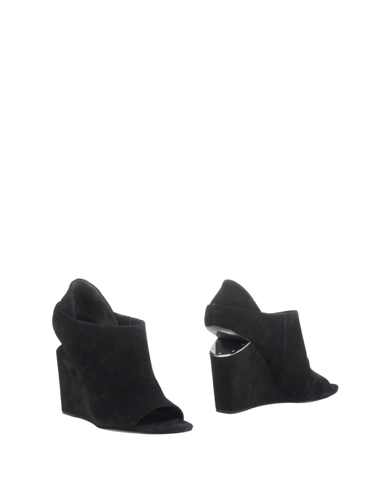 Bottine Alexander Wang Femme - Bottines Alexander Wang Noir Chaussures femme pas cher homme et femme