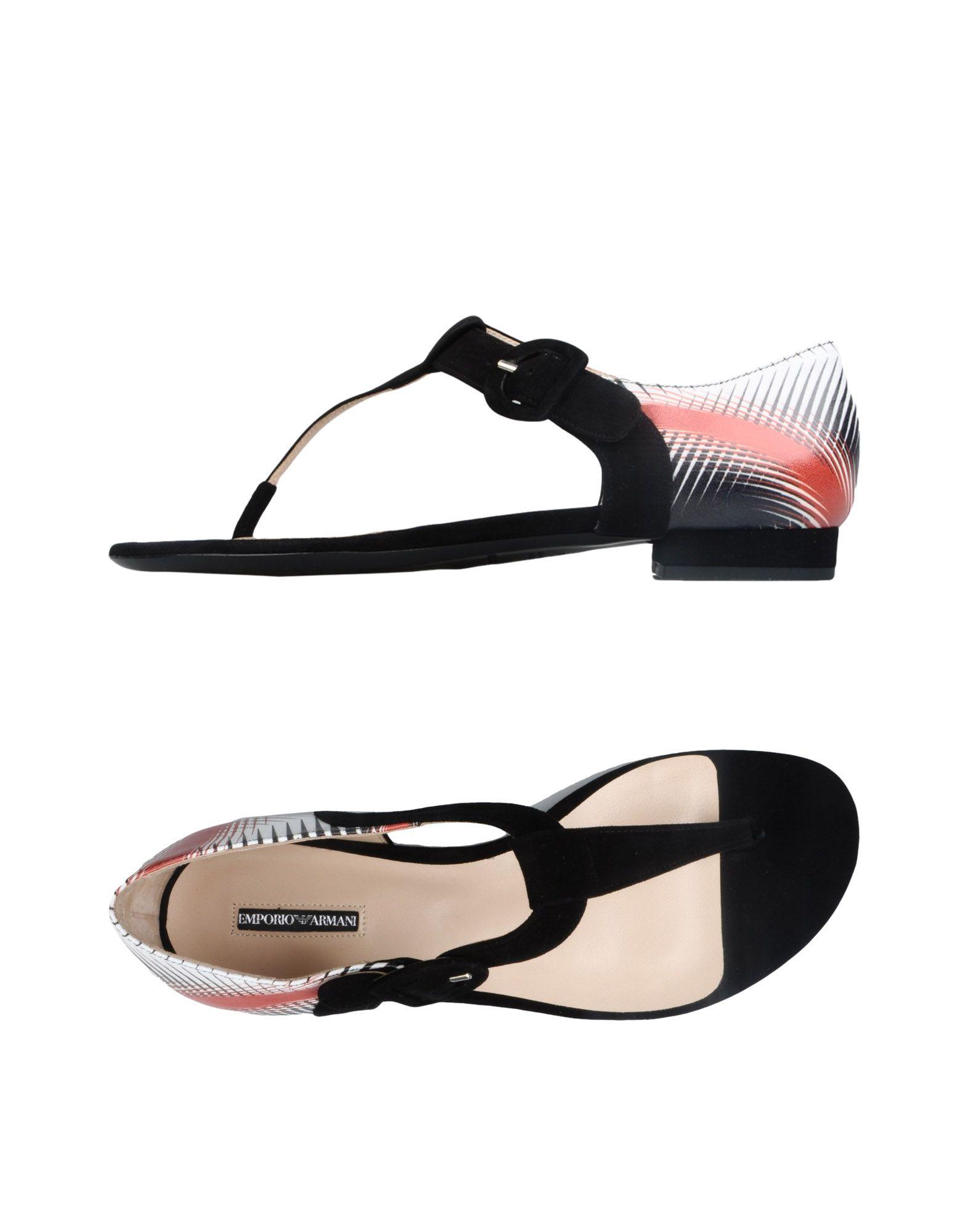 Emporio Armani Dianetten Damen  11204058PJ Gute Qualität beliebte Schuhe