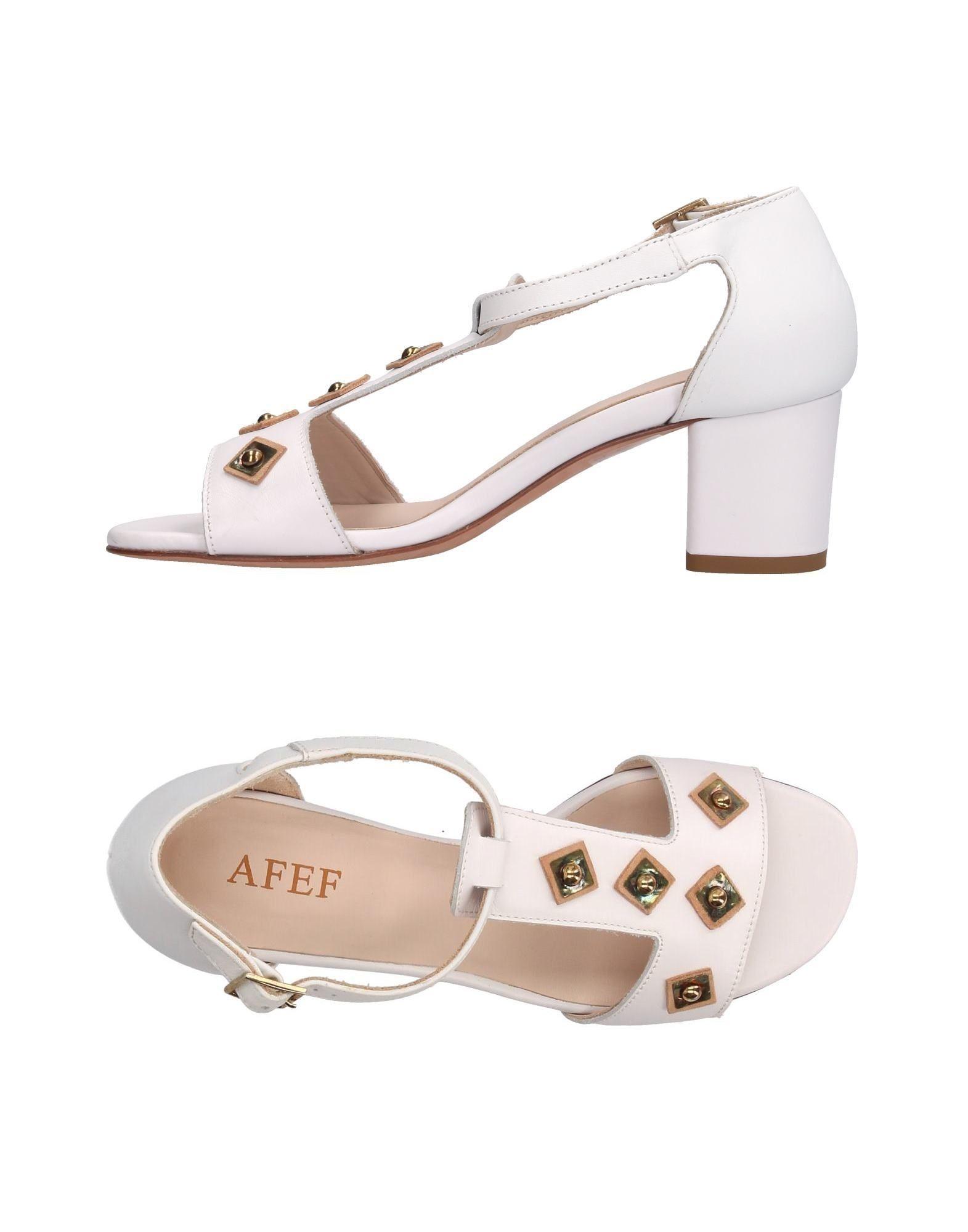 Sandales Afef Femme - Sandales Afef sur