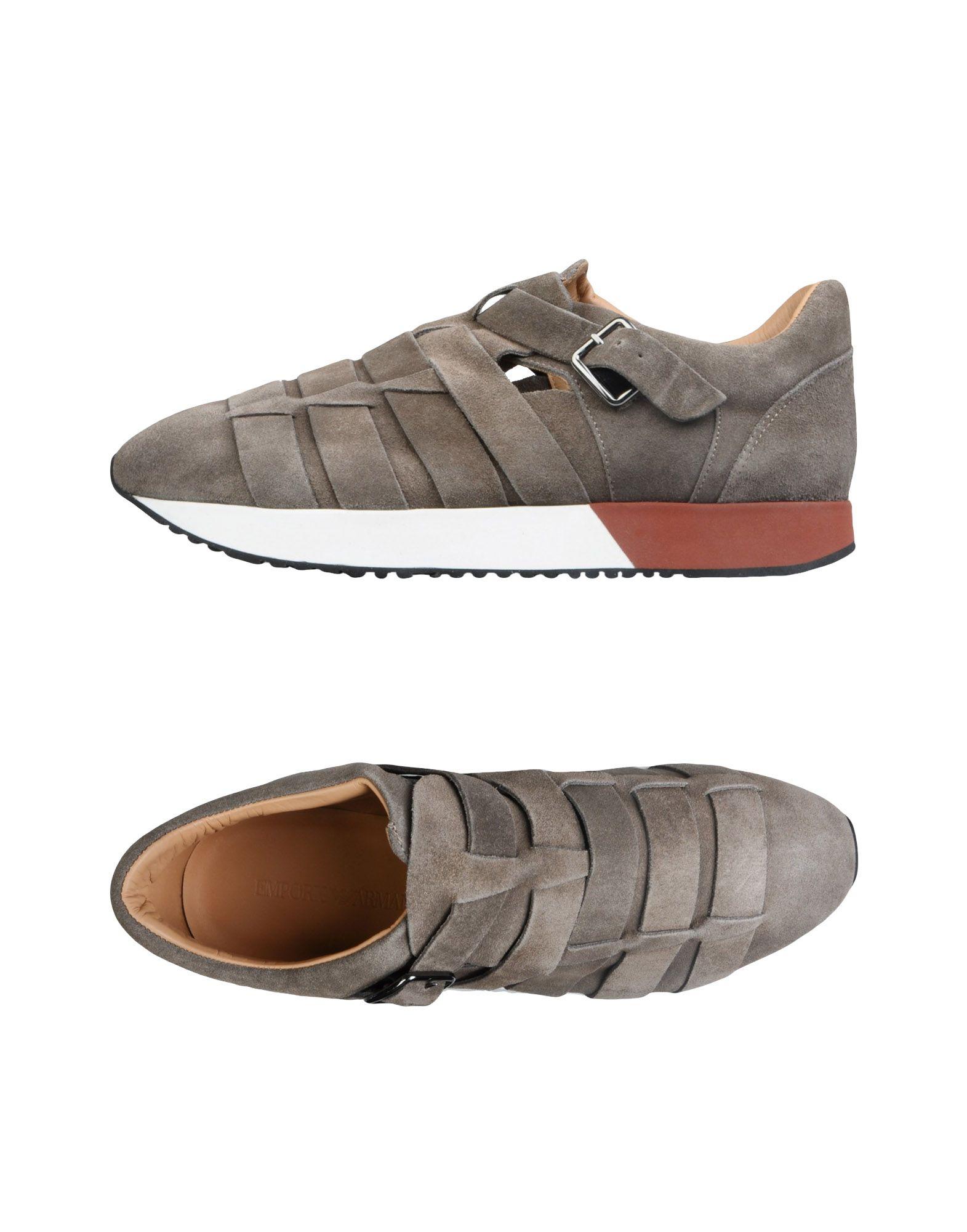 Rabatt echte Schuhe Emporio Armani Sneakers Herren  11204254SP