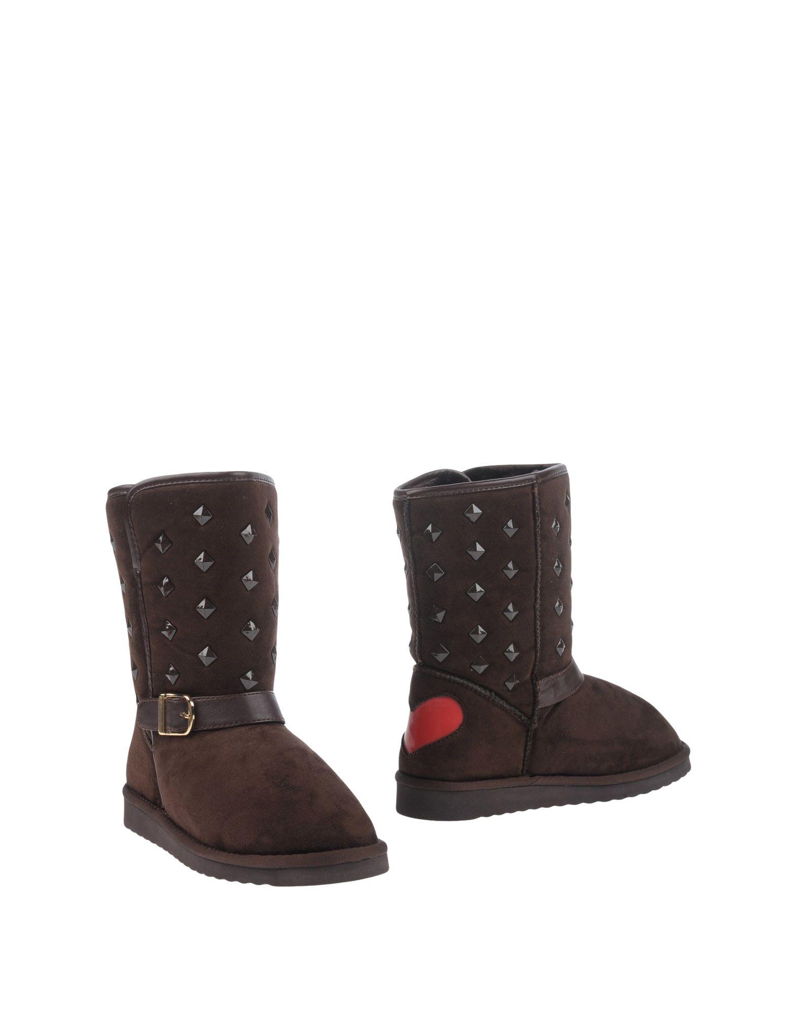 Gut um billige Schuhe zu tragenLove Moschino Stiefelette Damen  11204379BN