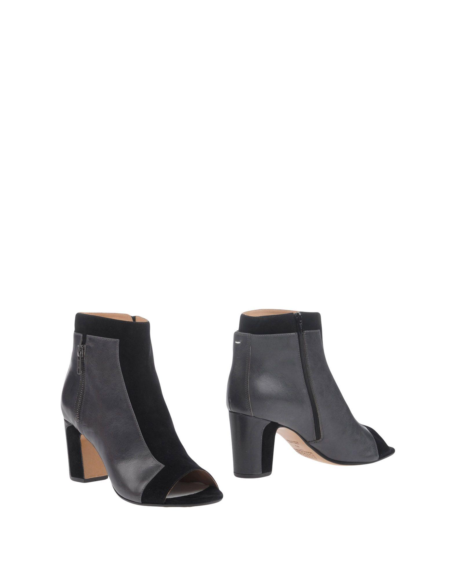 Stilvolle billige Schuhe Maison Margiela Stiefelette Damen  11204523SJ