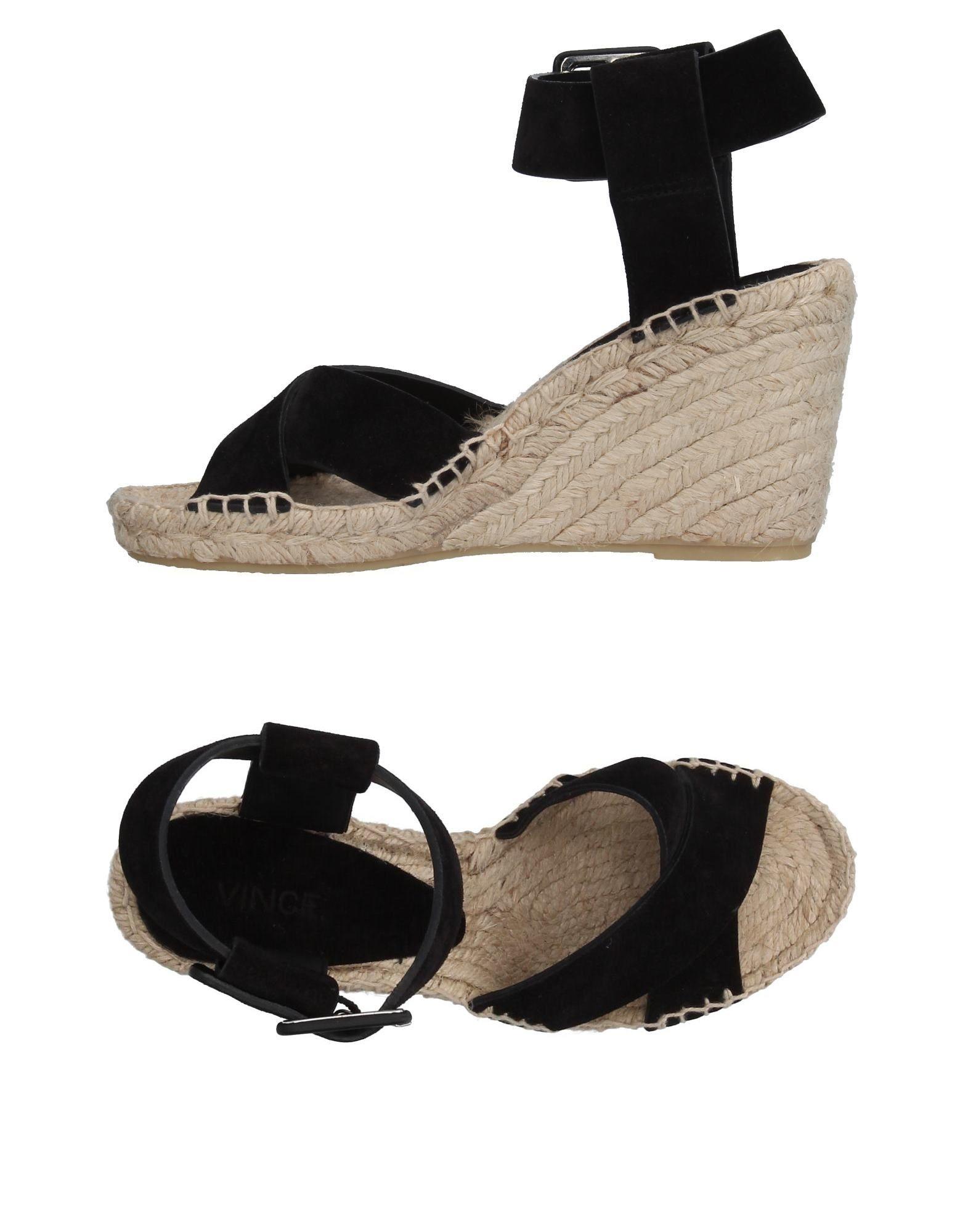 Stilvolle billige  Schuhe Vince. Espadrilles Damen  billige 11204584SJ c2a0c0