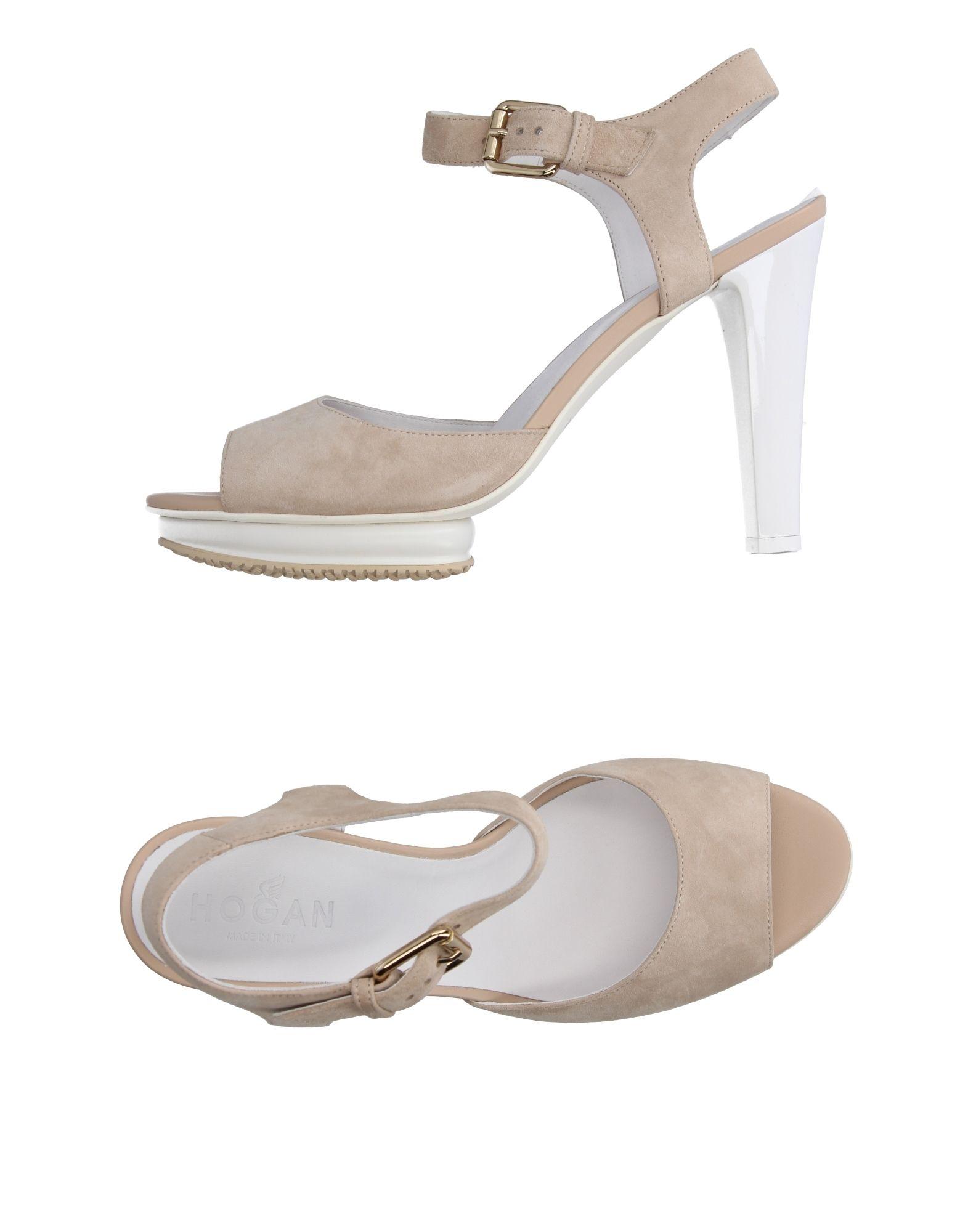 Hogan Sandalen Damen 11204737DJGut  11204737DJGut Damen aussehende strapazierfähige Schuhe 4342e6