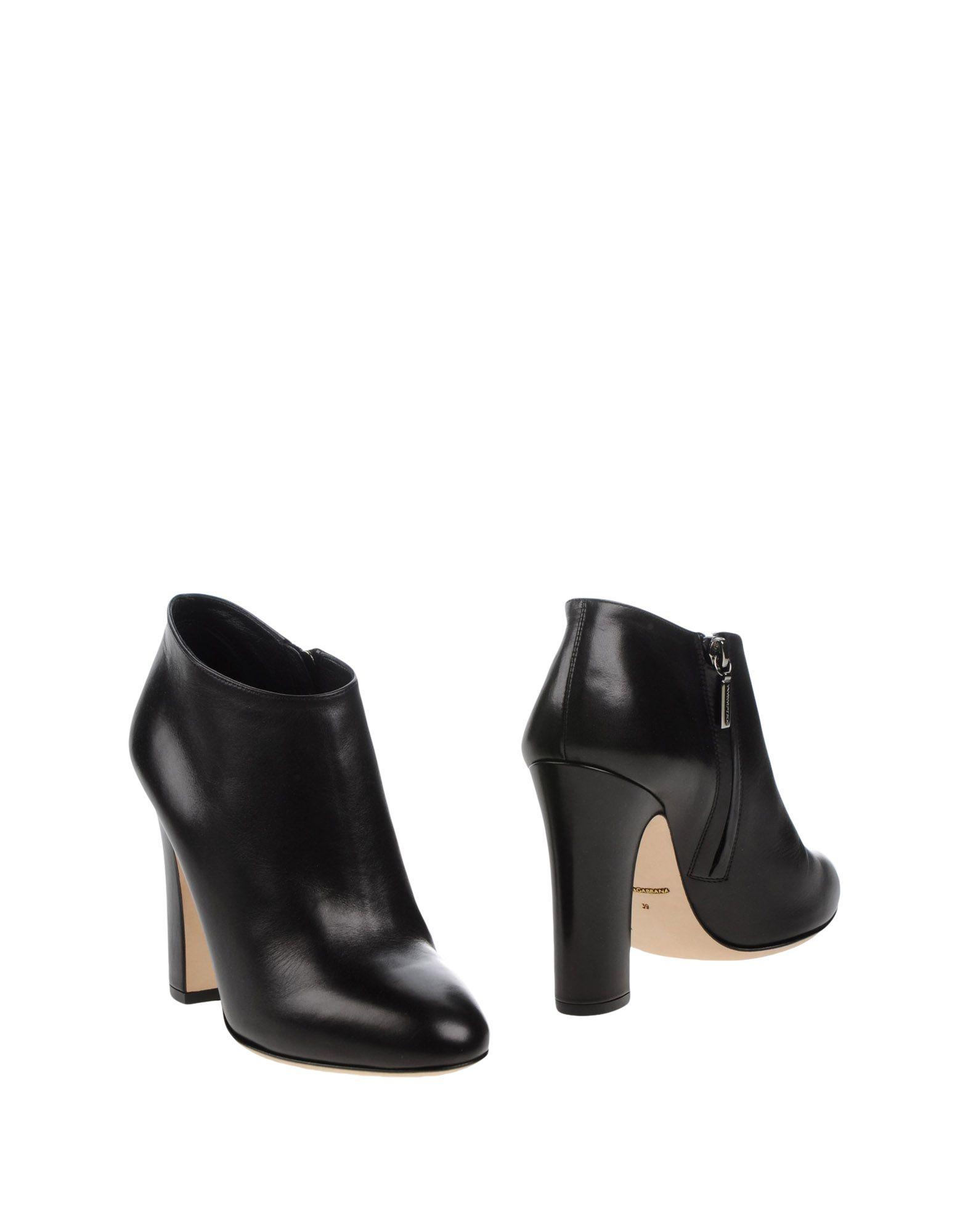 Scarpe economiche e resistenti Stivaletti Dolce & Gabbana Donna