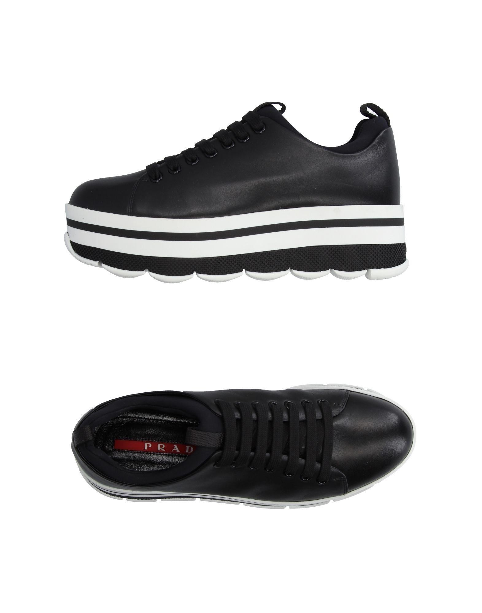 Prada Sport Sneakers Damen  11204850DX Neue Schuhe