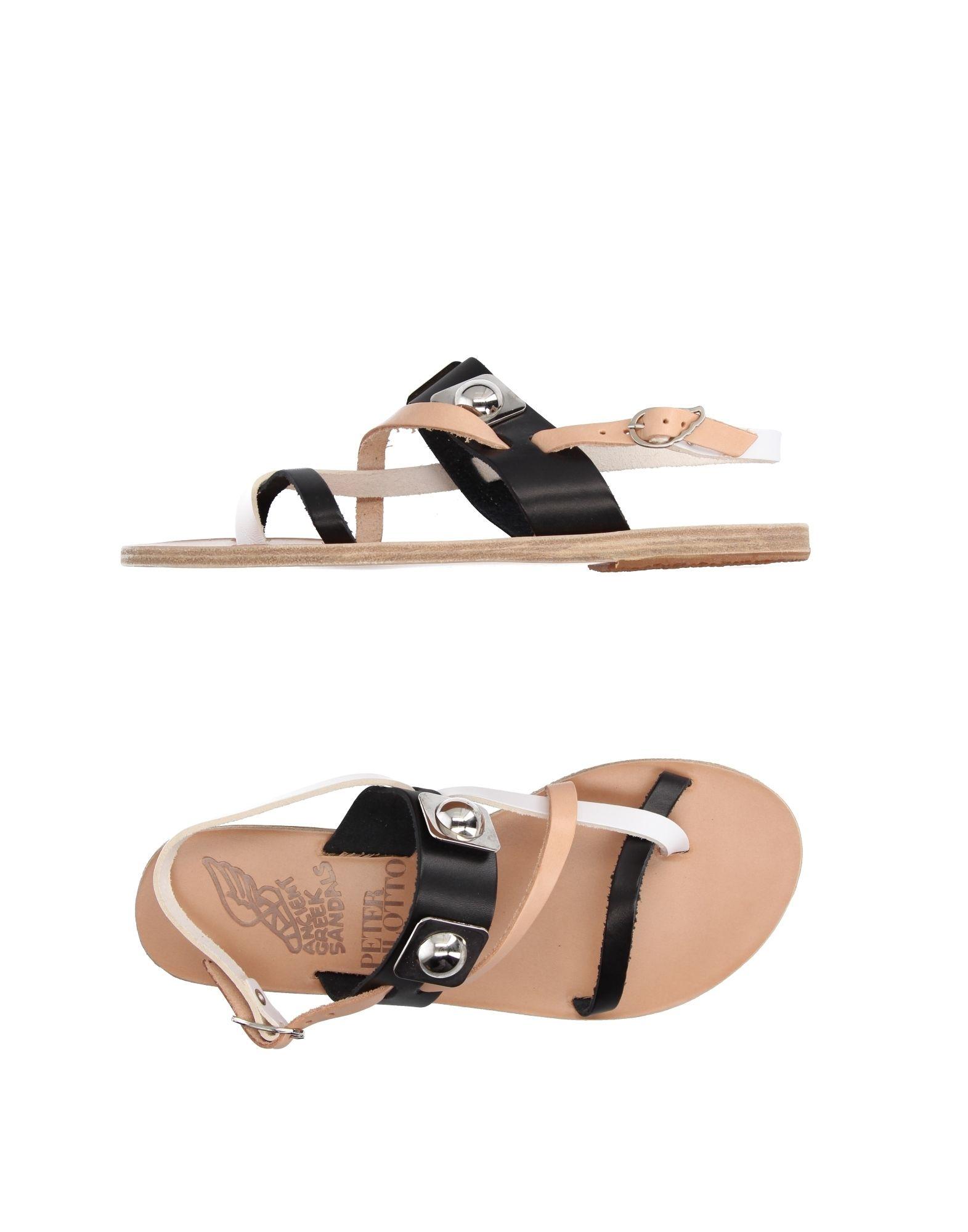 Tongs Ancient Greek Sandals X Peter Pilotto Femme - Tongs Ancient Greek Sandals X Peter Pilotto sur