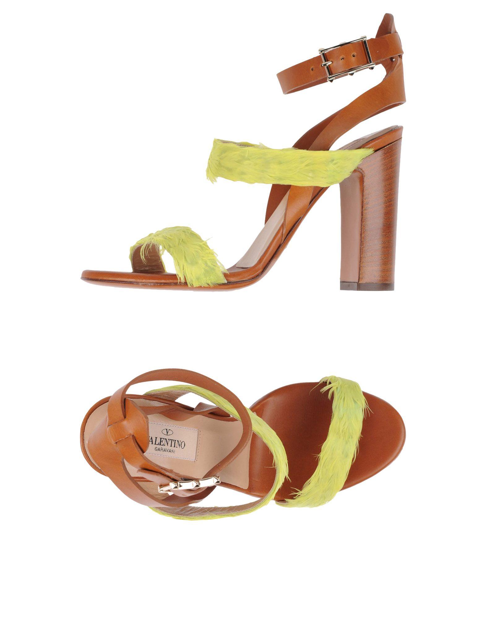 Rabatt Schuhe Valentino Garavani Sandalen  Damen  Sandalen 11204915GM c9112f