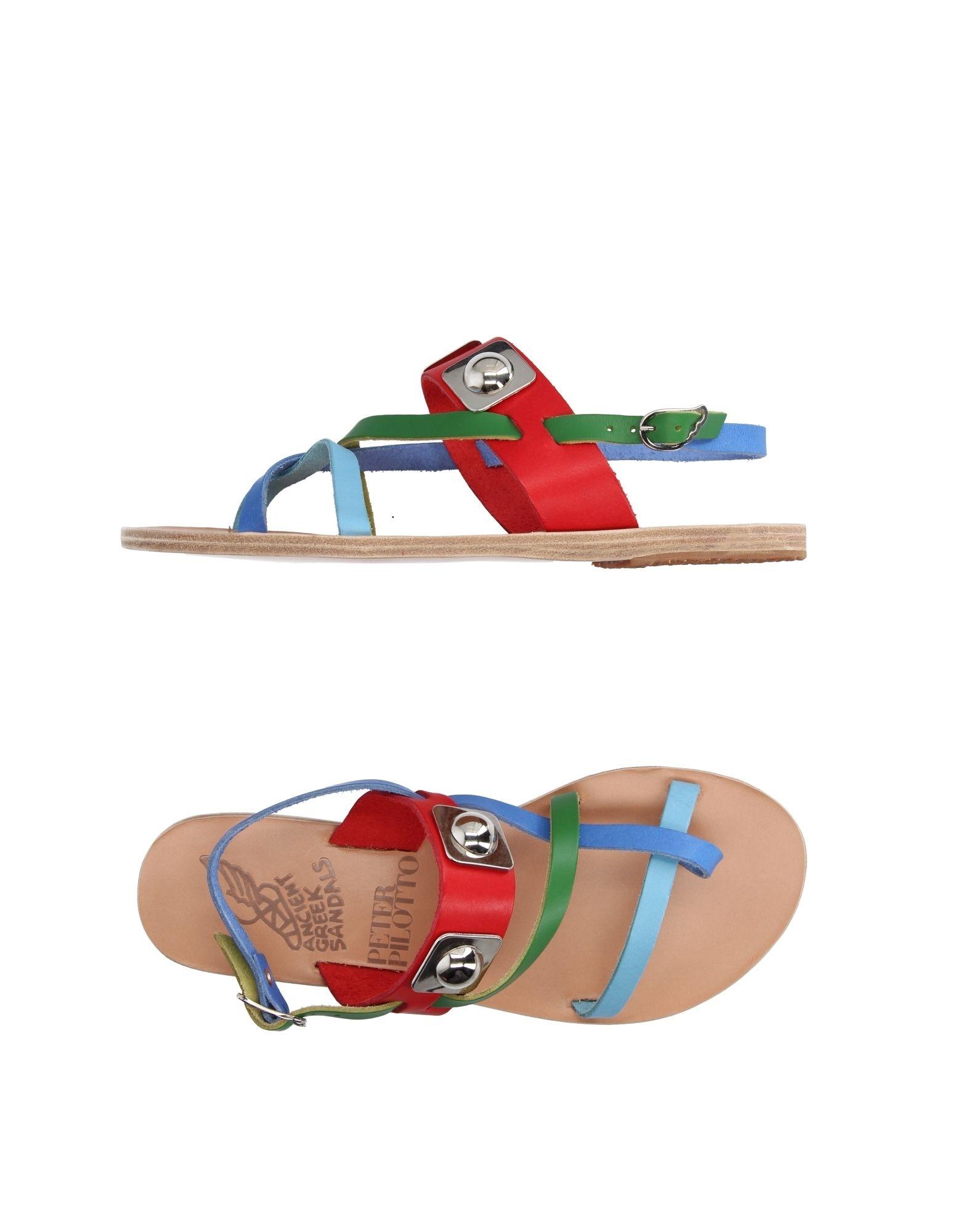 Ancient Greek Sandals X Peter Pilotto 11204962OS Dianetten Damen  11204962OS Pilotto Gute Qualität beliebte Schuhe 582edd