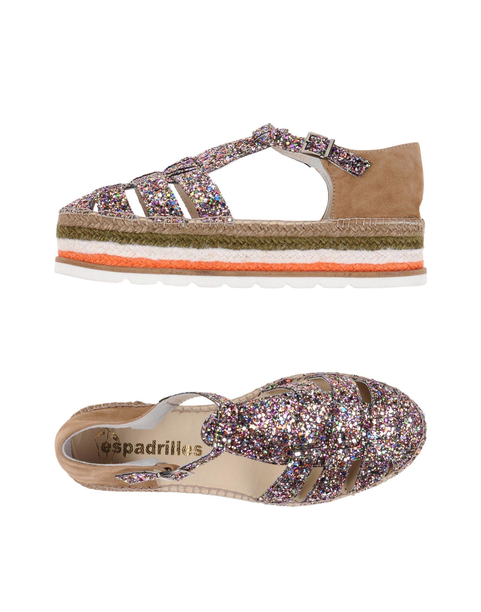 Günstige und modische Schuhe Espadrilles Espadrilles Damen  11205279WQ