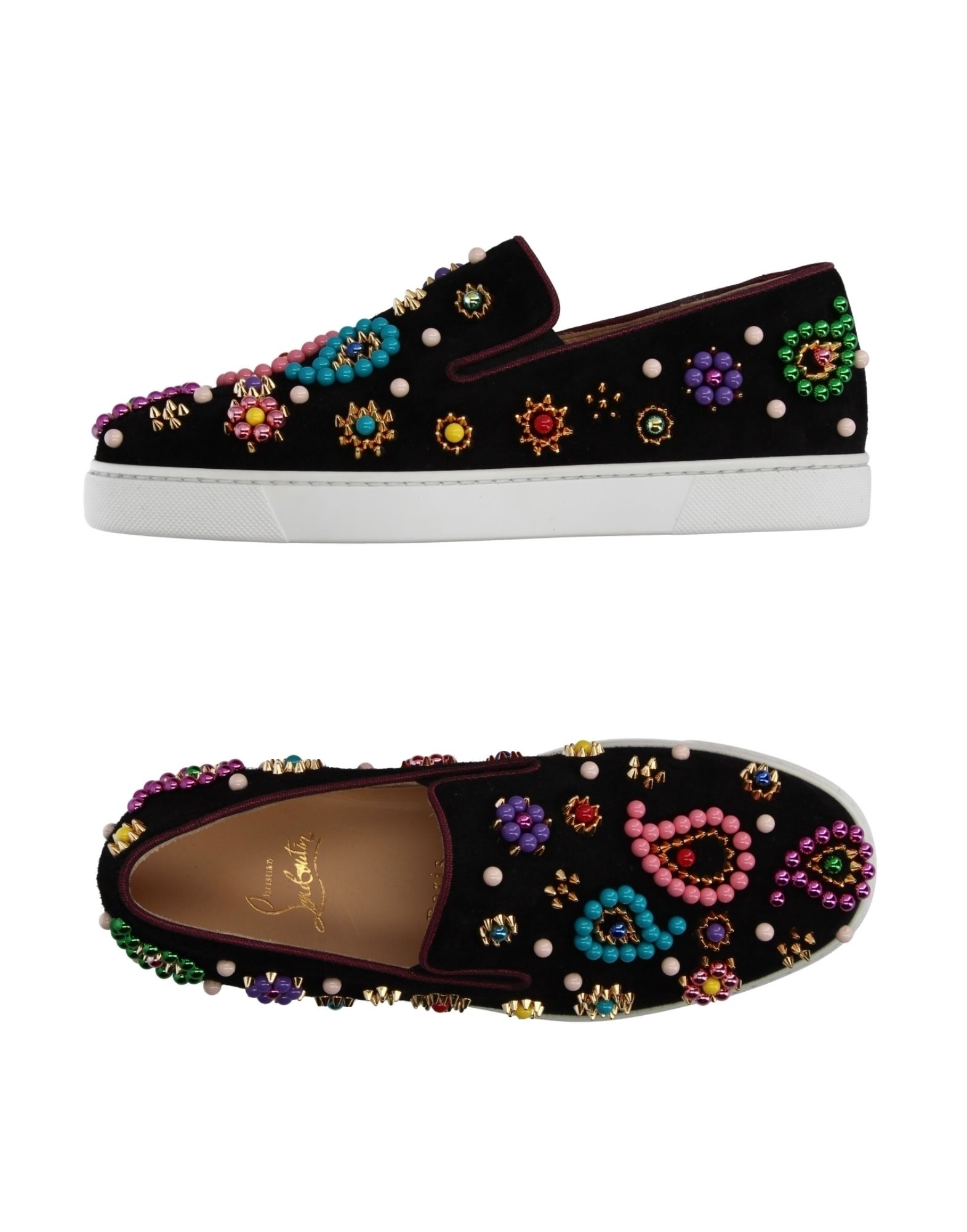 49c720b2cbe CHRISTIAN LOUBOUTIN Sneakers - Footwear | YOOX.COM