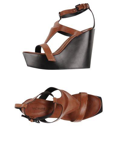 new product 6e7d0 15f52 vic mati mati mati ē sandales femmes vic mati ē sandales en ligne sur yoox  royaume uni 11205487ai 139969