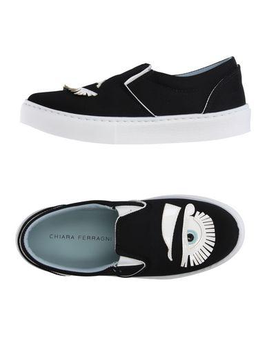 Chiara Ferragni Sneakers, Black