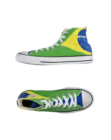 Zapatillas Converse Star All Star Converse Hombre - Zapatillas Converse All Star - 11205745GN Verde claro 9a90d1