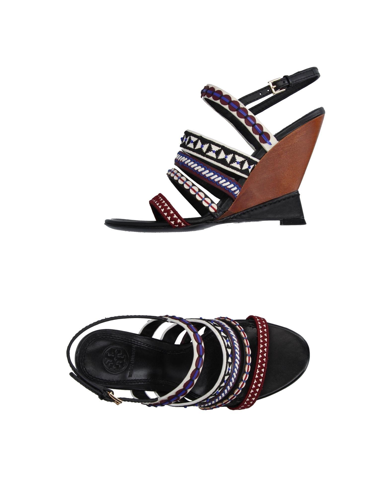 Tory Burch Sandalen Damen  11205769KNGut aussehende strapazierfähige Schuhe