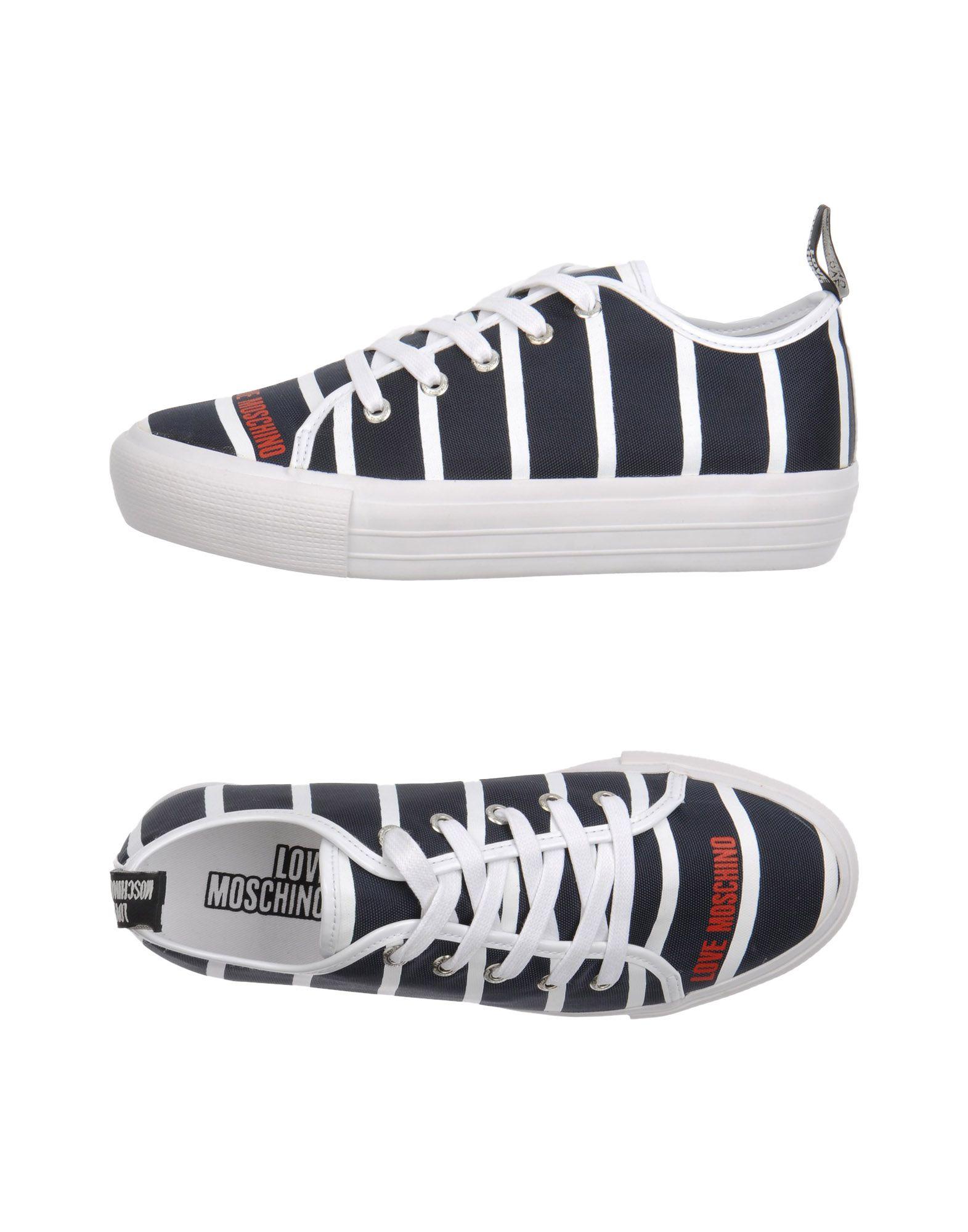 Love Moschino Sneakers Damen  11205790KH Gute Qualität beliebte Schuhe