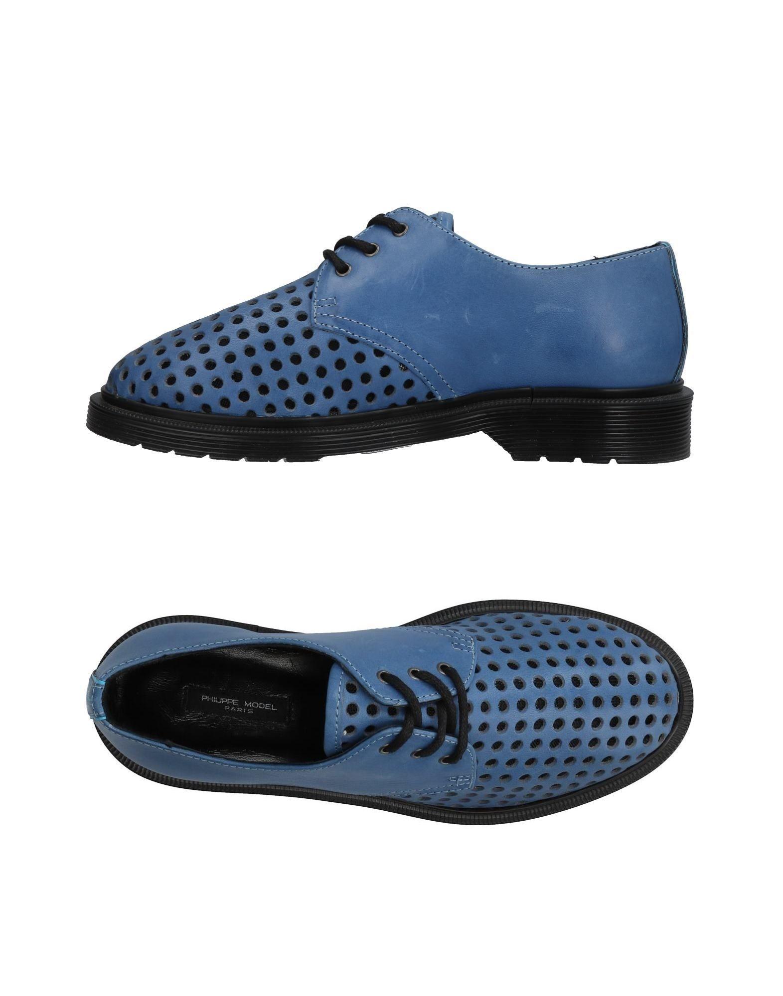 Gut um billige Schuhe zu tragenPhilippe Model Schnürschuhe Damen  11206164JU