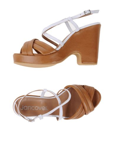 Zapatos Mujer casuales salvajes Sandalia Jancovek Mujer Zapatos - Sandalias Jancovek - 11206537RH Camel 11e31b