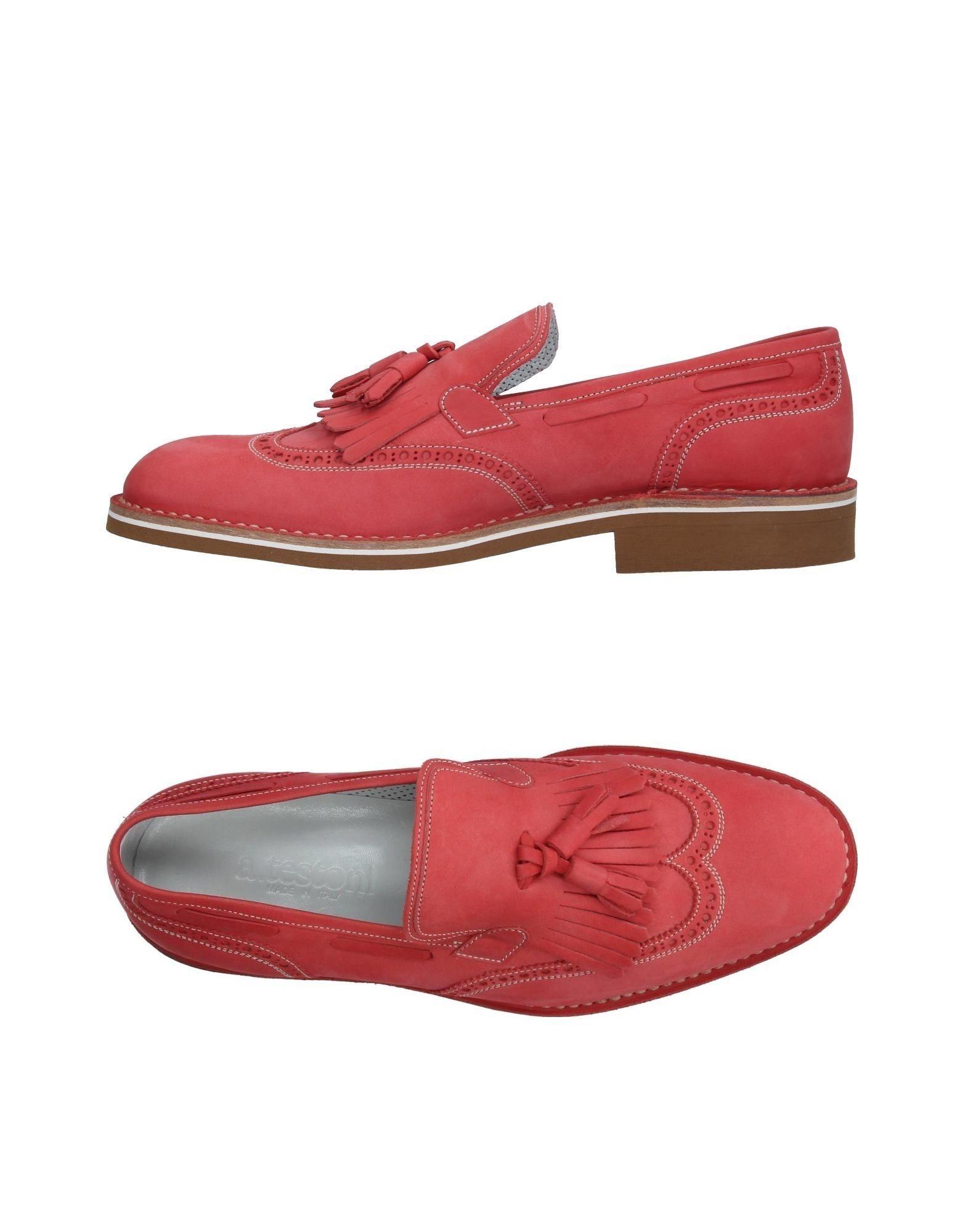 A.Testoni Mokassins Herren  11206584SG Gute Qualität beliebte Schuhe