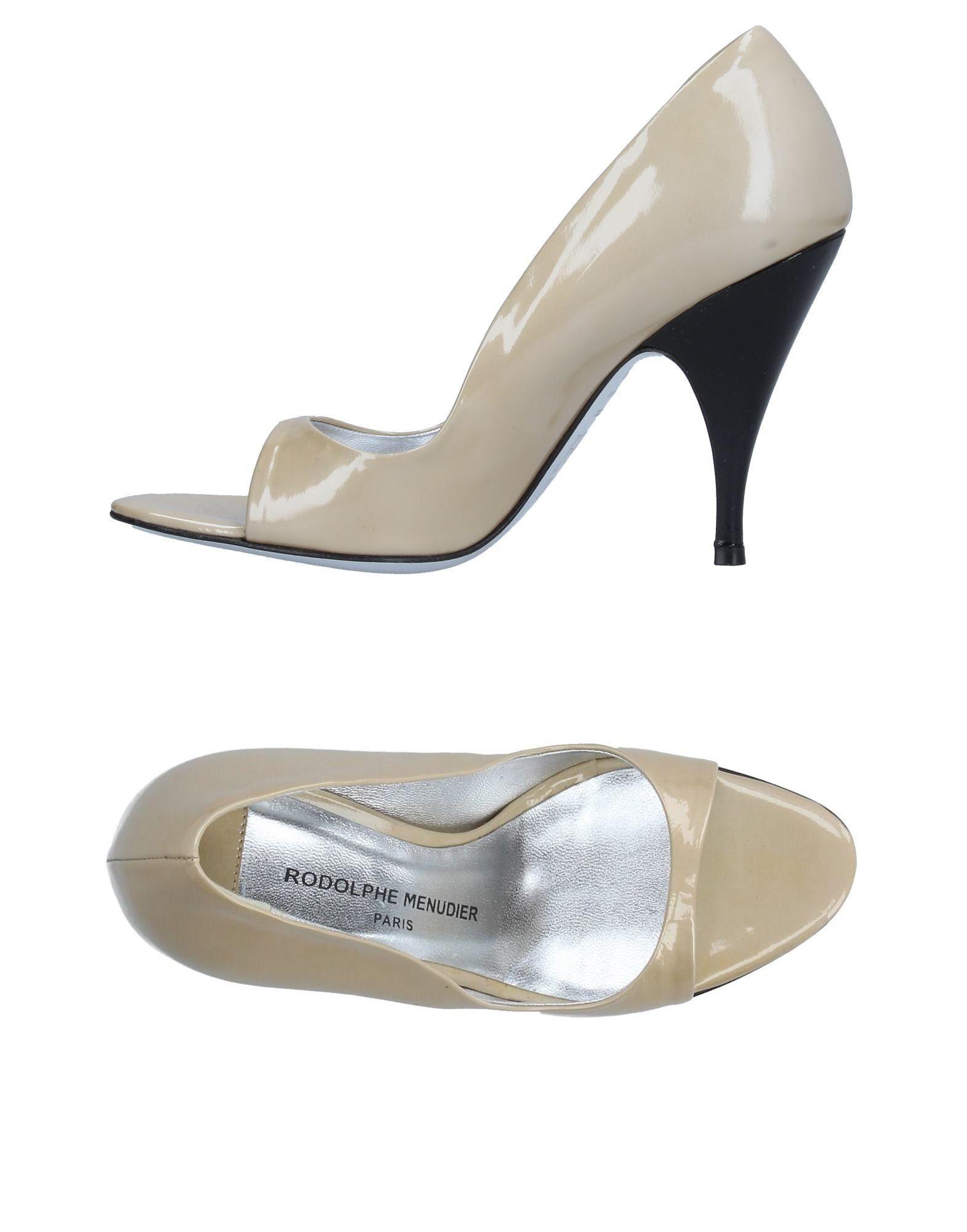 Rodolphe 11206662FWGut Menudier Pumps Damen  11206662FWGut Rodolphe aussehende strapazierfähige Schuhe 94fc01
