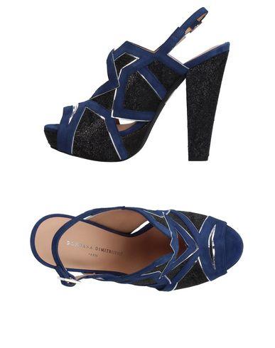 Cómodo y bien parecido Sandalia Gordana Dimitrijević Mujer - Sandalias Gordana Dimitrijević   - 11206775OV Azul oscuro