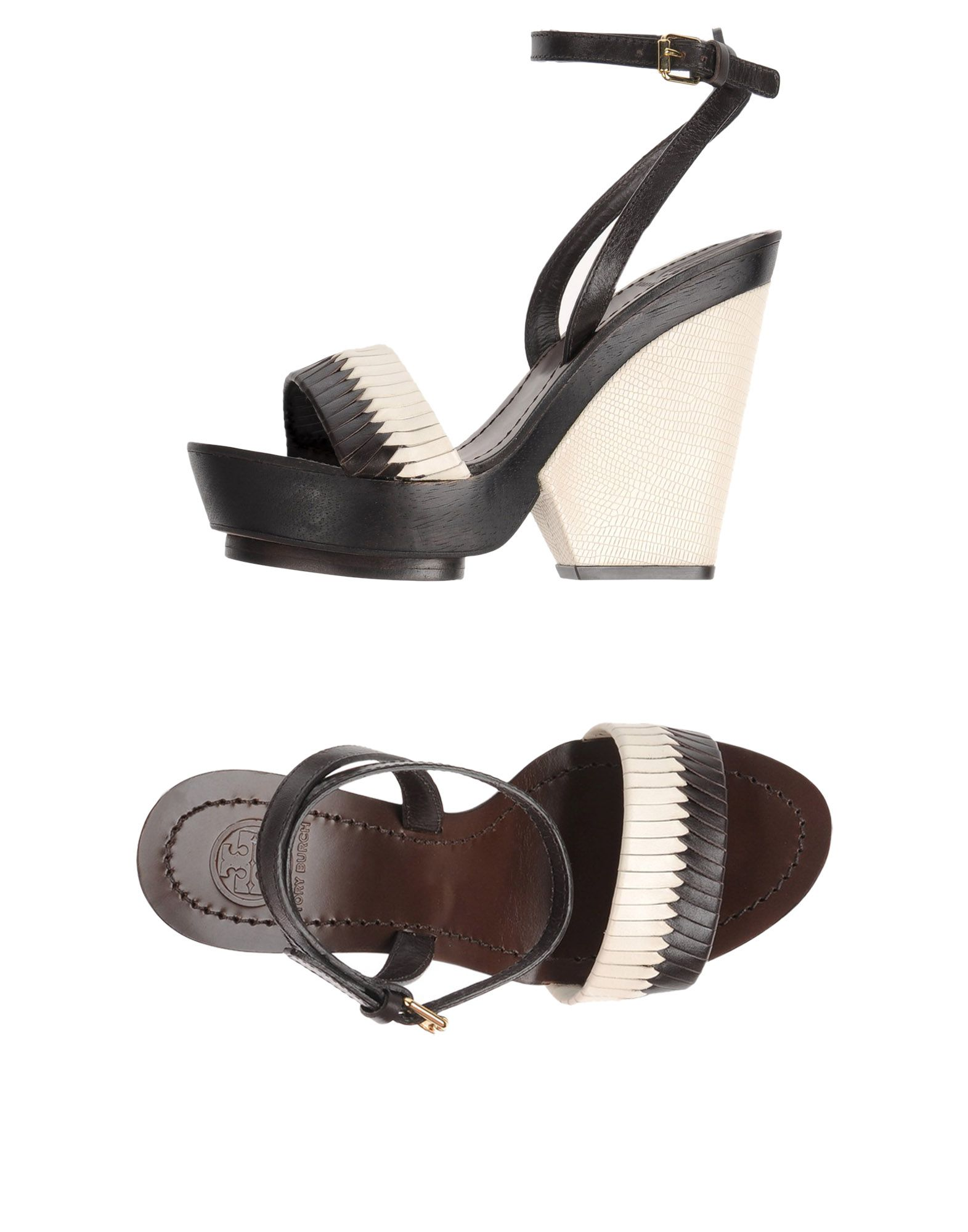 Rabatt Schuhe Tory Burch Sandalen Damen  11207119EE