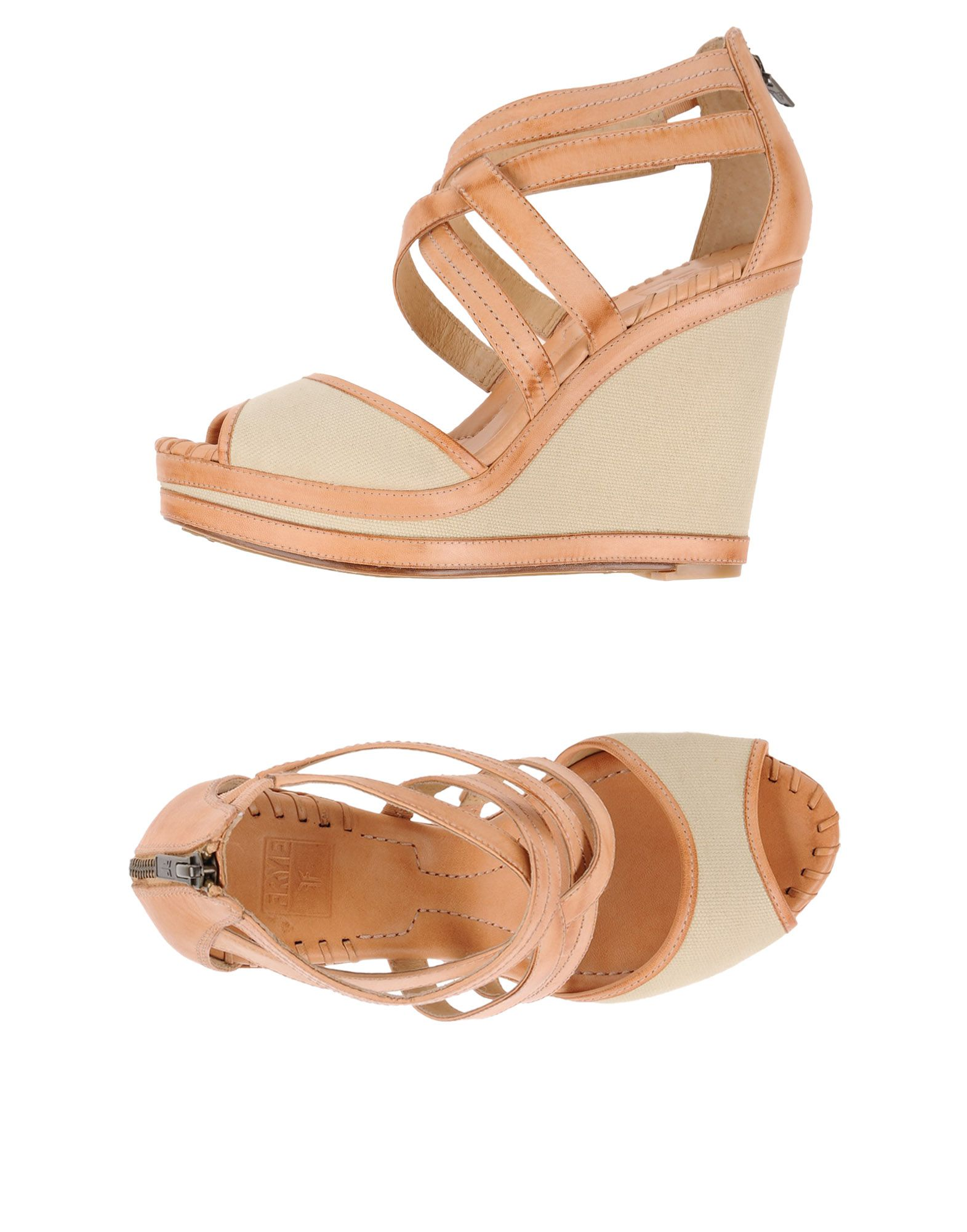 Frye Sandalen Gute Damen  11207205WS Gute Sandalen Qualität beliebte Schuhe 6db1cd