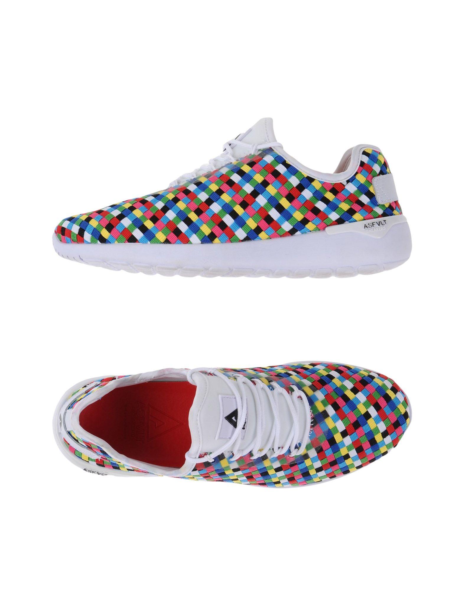 Rabatt echte Schuhe Asfvlt Sneakers Herren  11207285EX