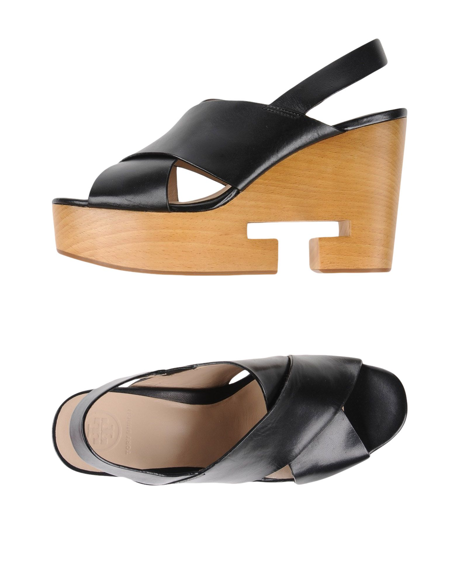 Stilvolle billige Schuhe Tory Burch Sandalen Damen  11207433TF