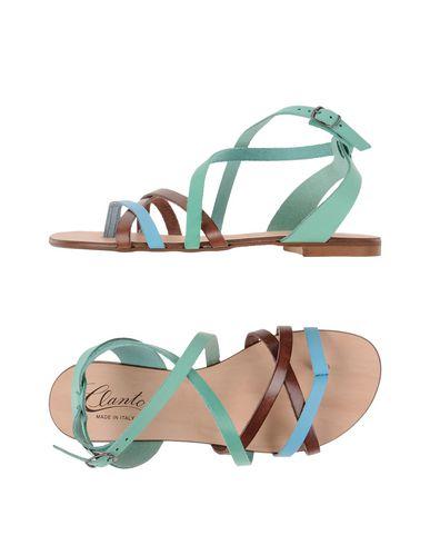 CLANTO - Flip flops