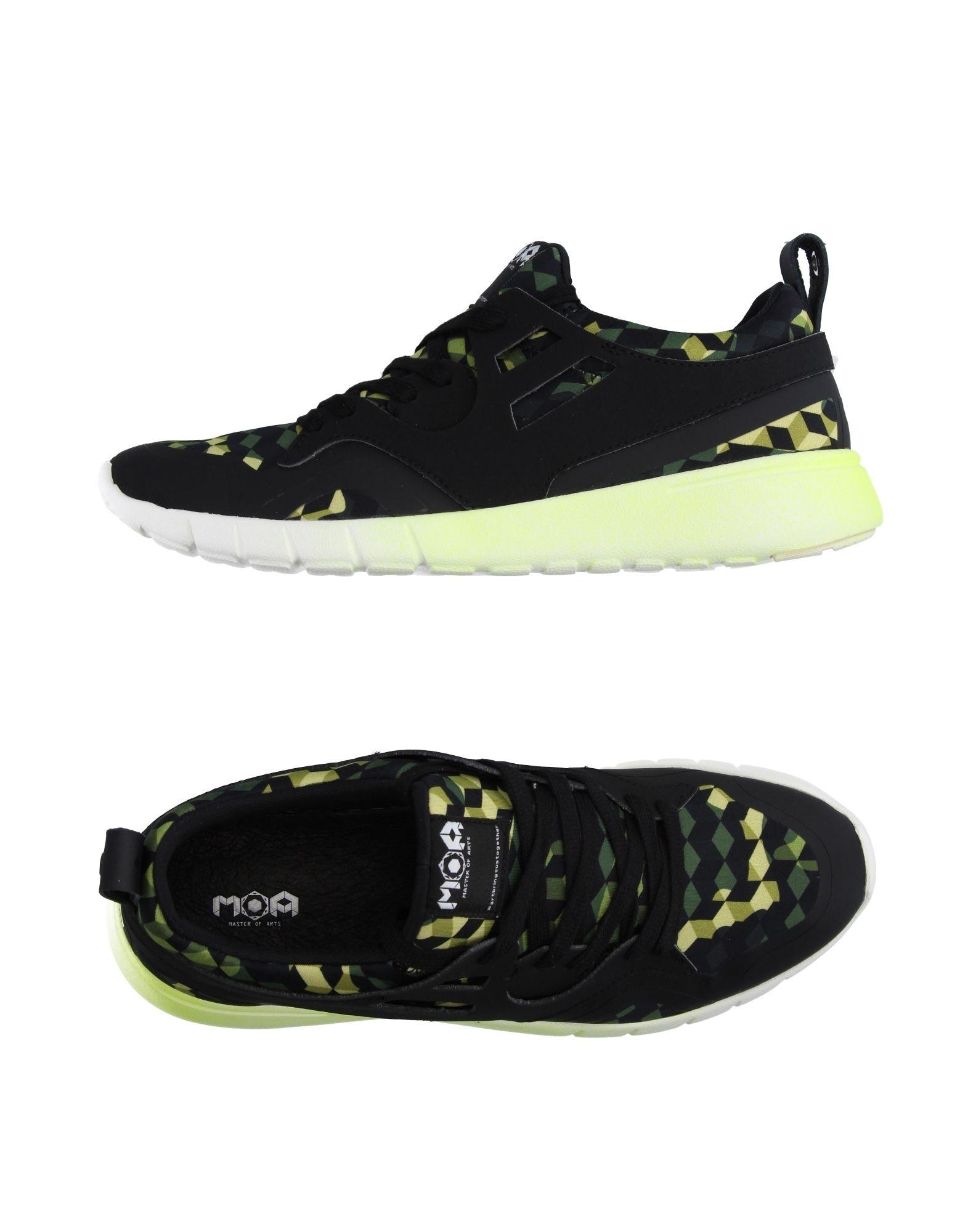Rabatt echte Schuhe Moa Master Of Arts Sneakers Herren  11207763JE