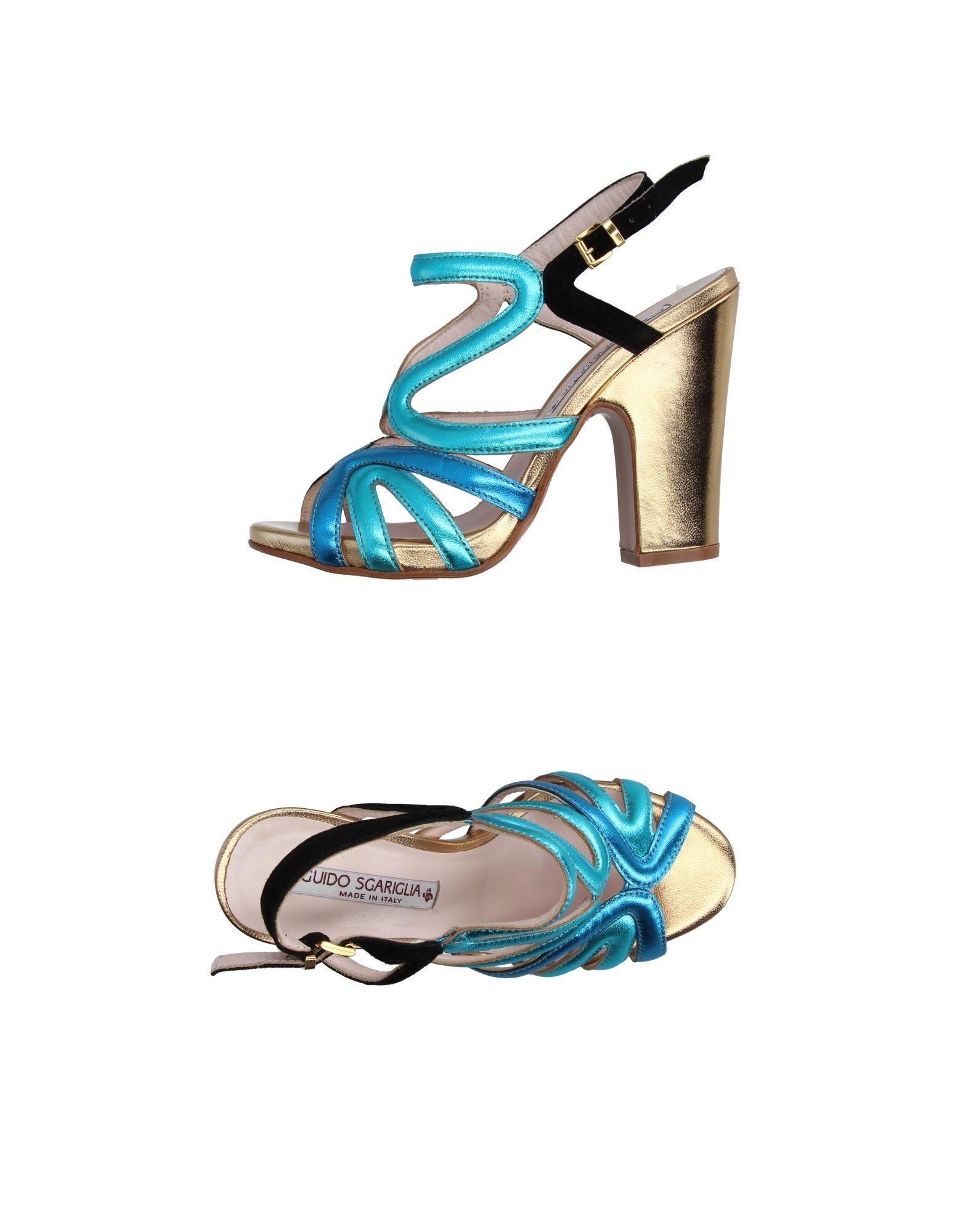 Guido Sgariglia Sandalen Damen  11207988SO Gute Qualität beliebte Schuhe