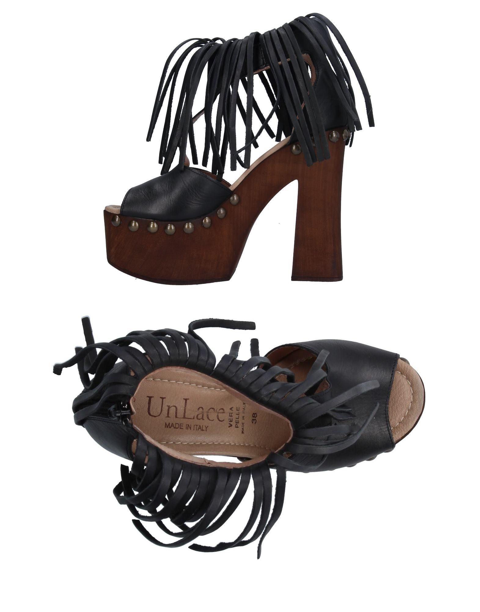 Unlace Sandalen Damen  11208015TB Gute Qualität beliebte Schuhe
