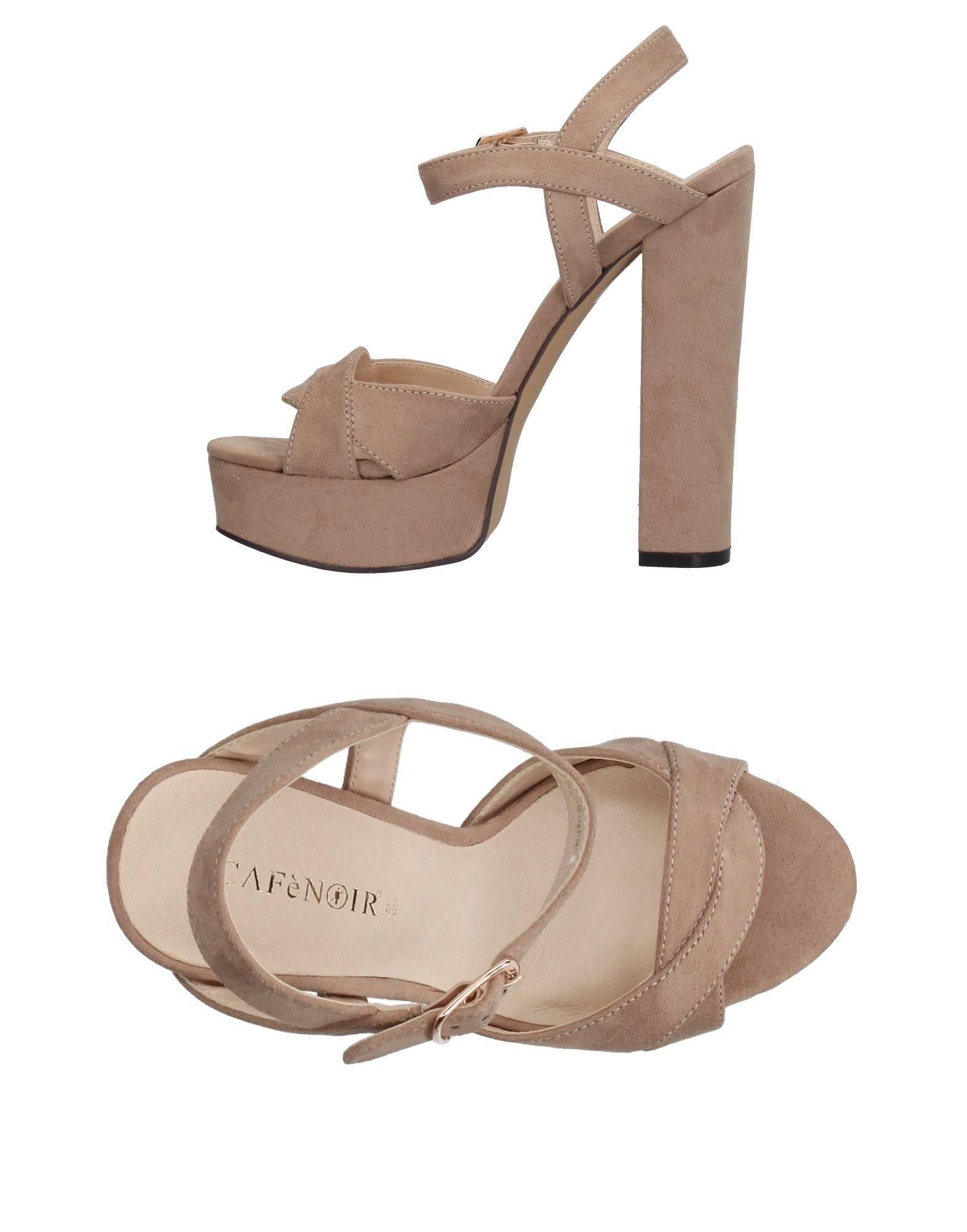 Haltbare Mode billige Schuhe Cafènoir Sandalen Damen  11208042MP Heiße Schuhe