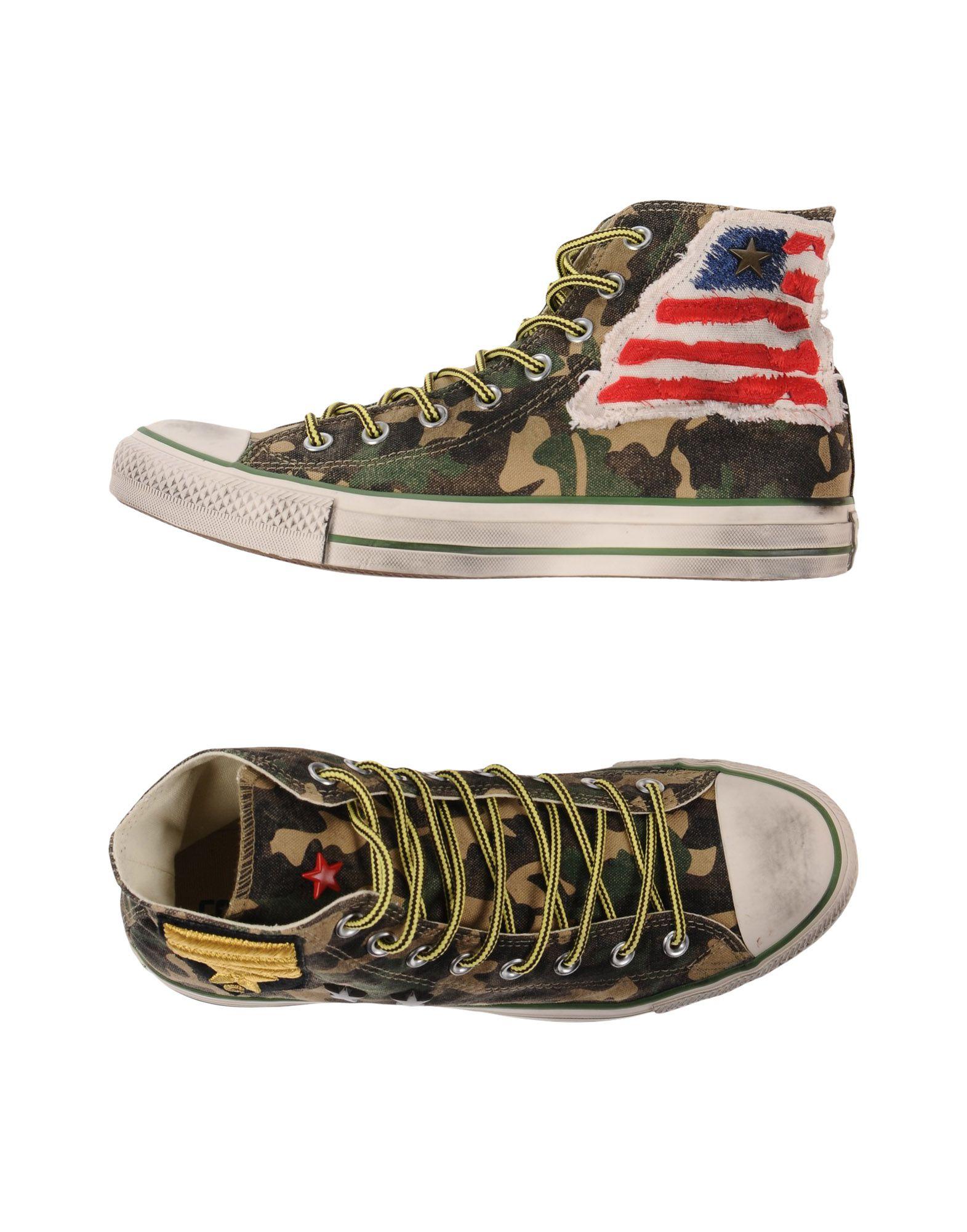 Rabatt echte Schuhe Converse Limited Edition Sneakers Herren  11208109GS