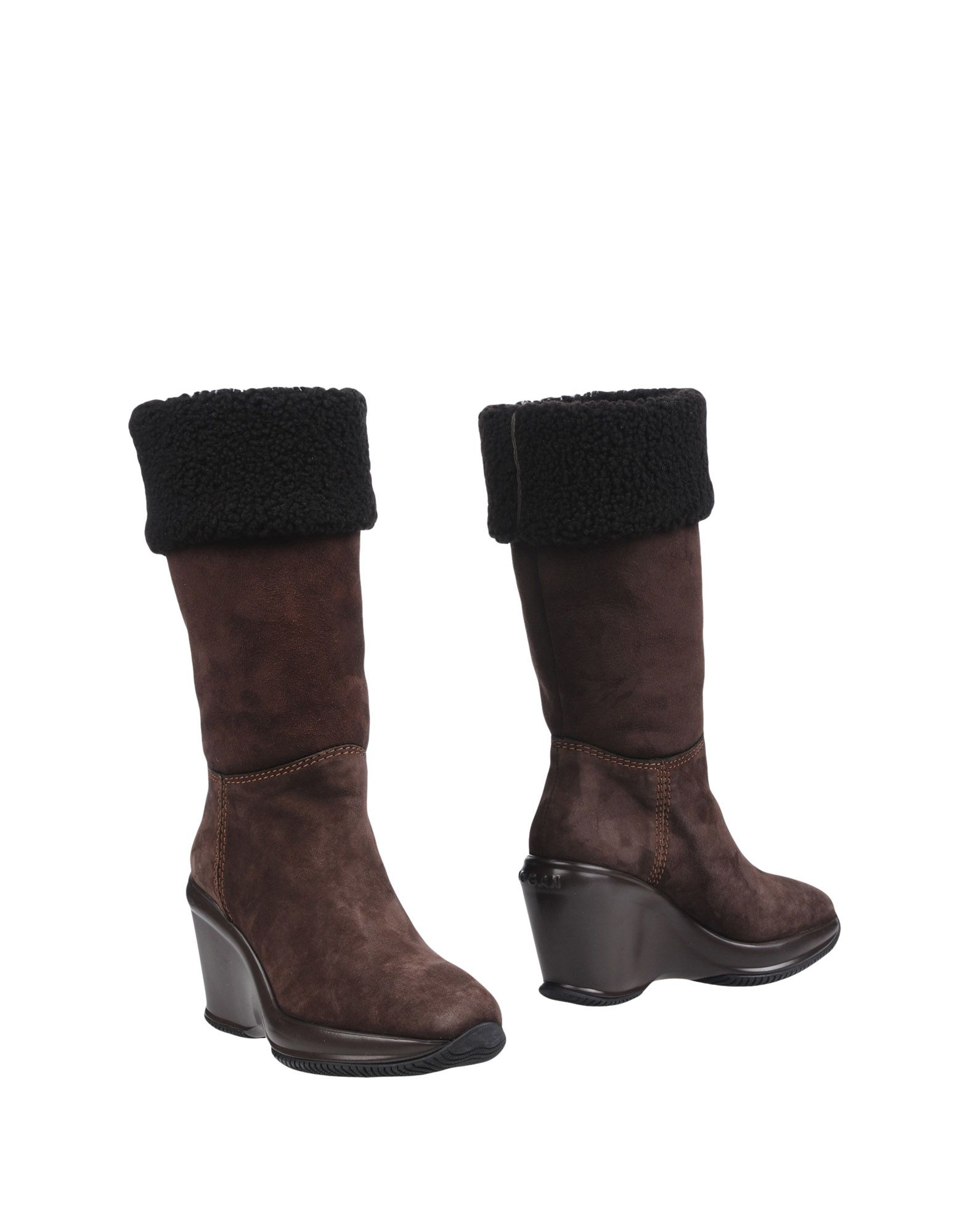 Rabatt Schuhe Damen Hogan Stiefel Damen Schuhe 11208161WT 54a29b