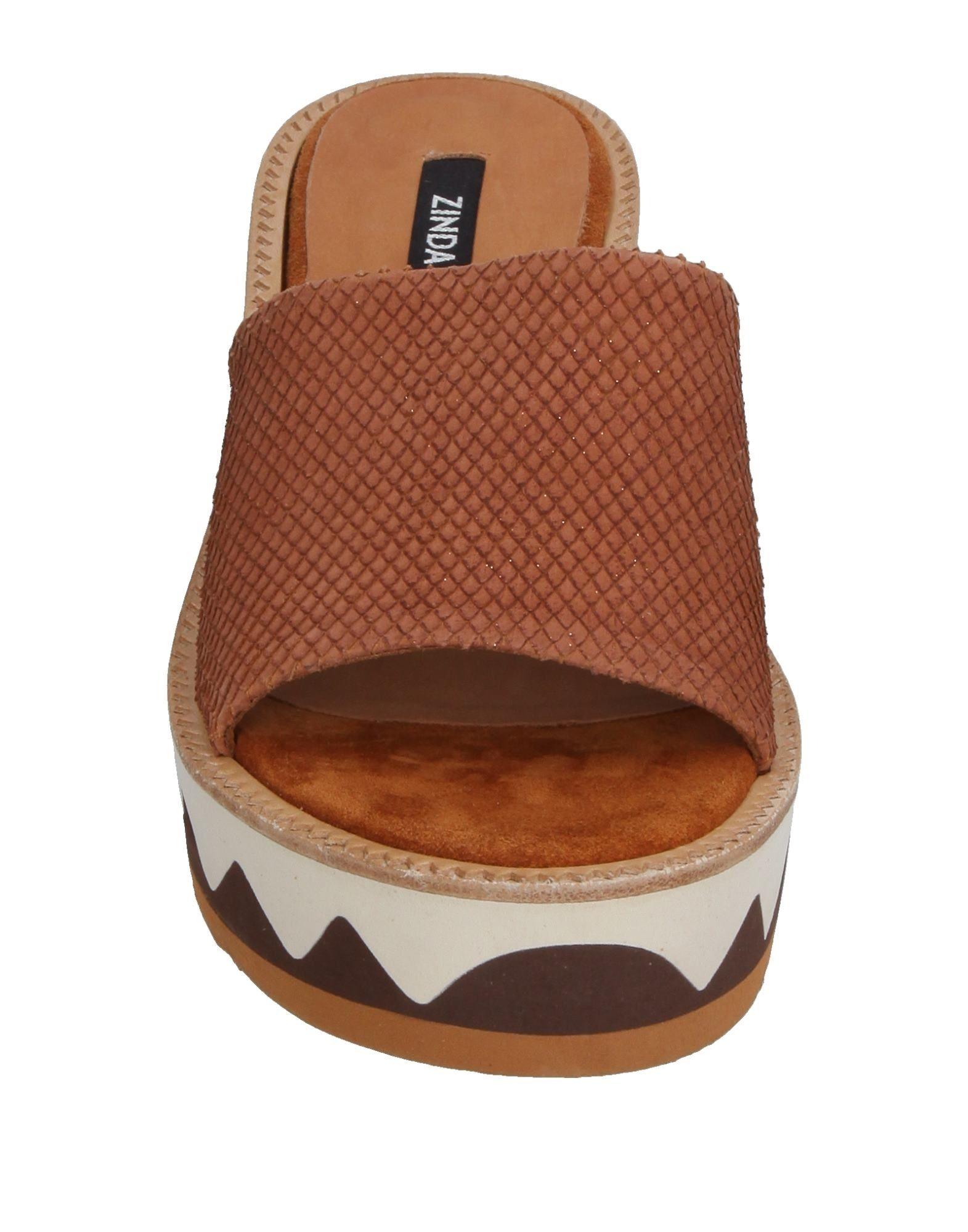 Zinda Sandalen Damen Gute  11208214ER Gute Damen Qualität beliebte Schuhe 006d50