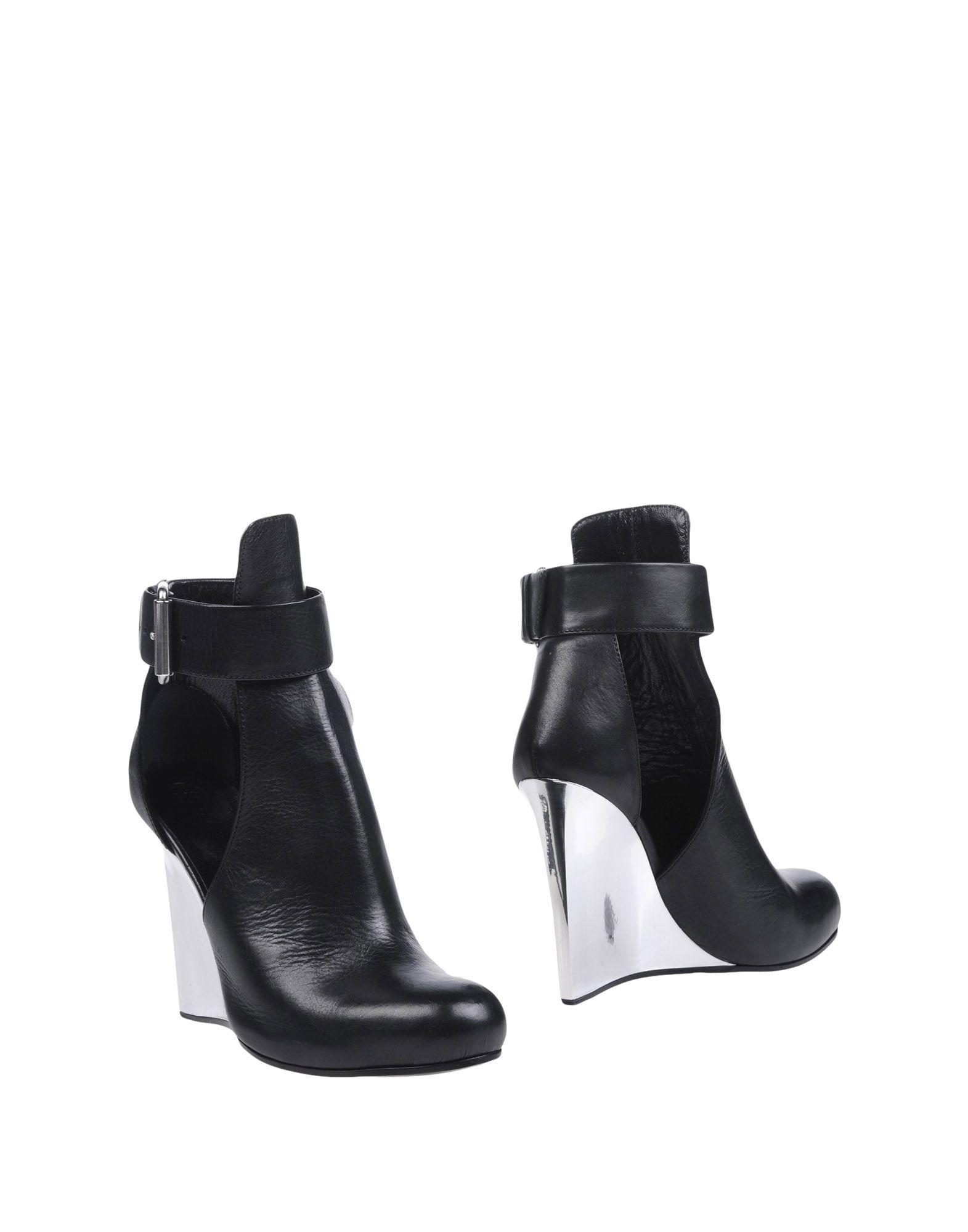 Mcq Alexander Mcqueen Stiefelette Damen  11208554GOGut aussehende strapazierfähige Schuhe