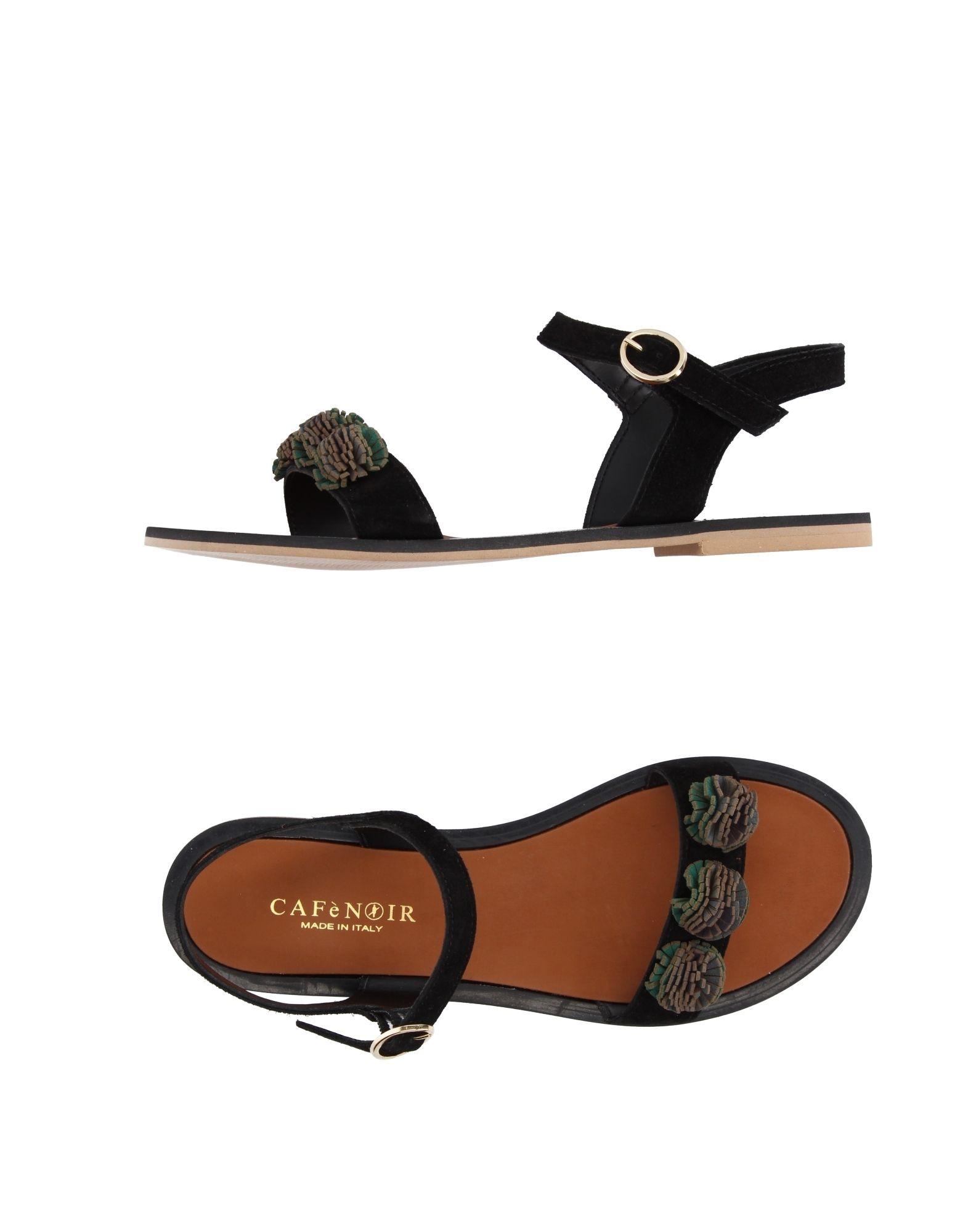 Haltbare Mode billige Schuhe Cafènoir Sandalen Damen  11208890XC Heiße Schuhe