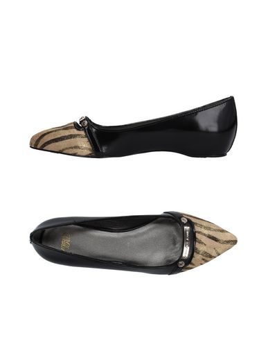 VERSACE JEANS Ballet flats cheap sale manchester great sale BIffm5b8