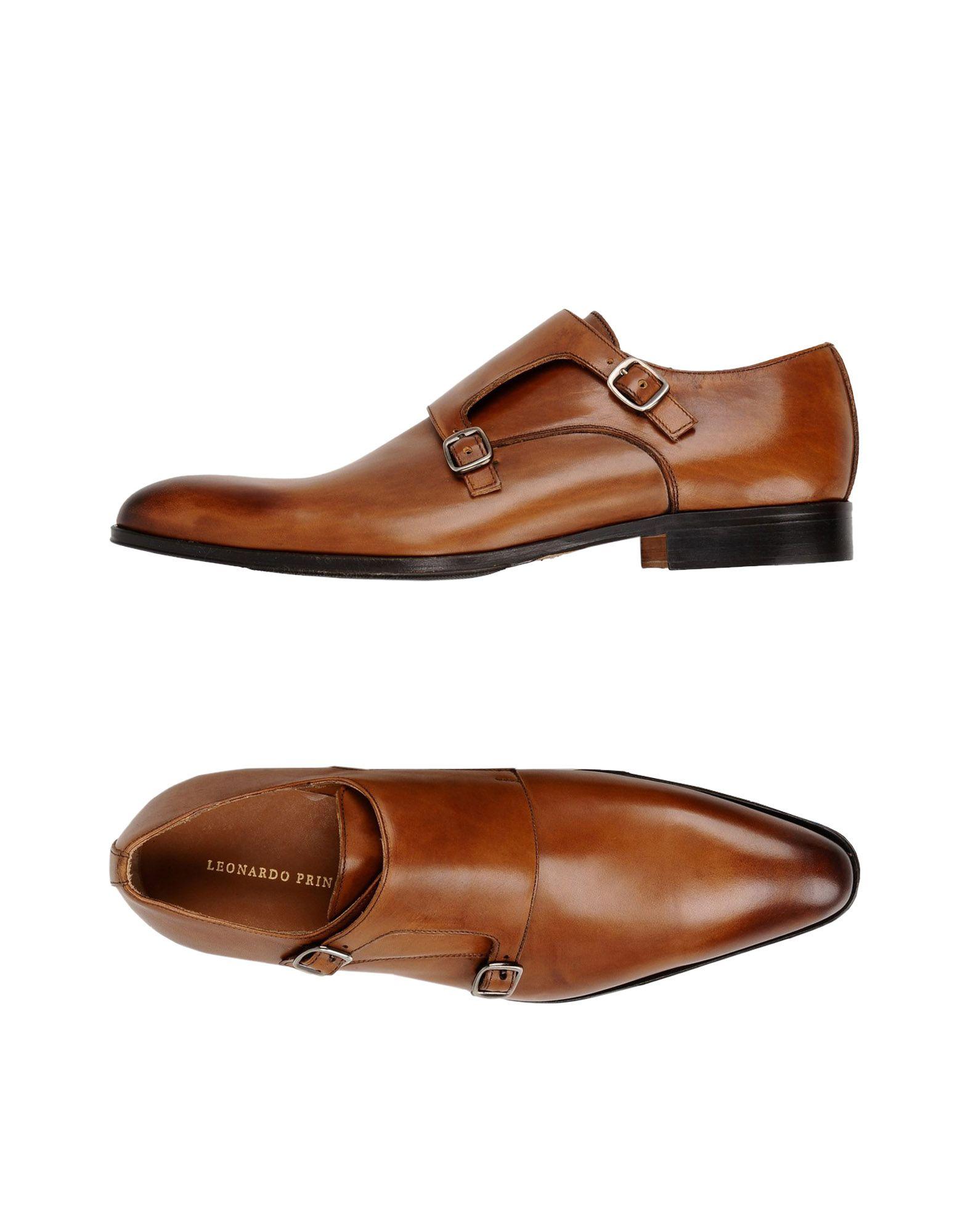 Rabatt echte Schuhe Leonardo Principi Mokassins Herren  11209172IX